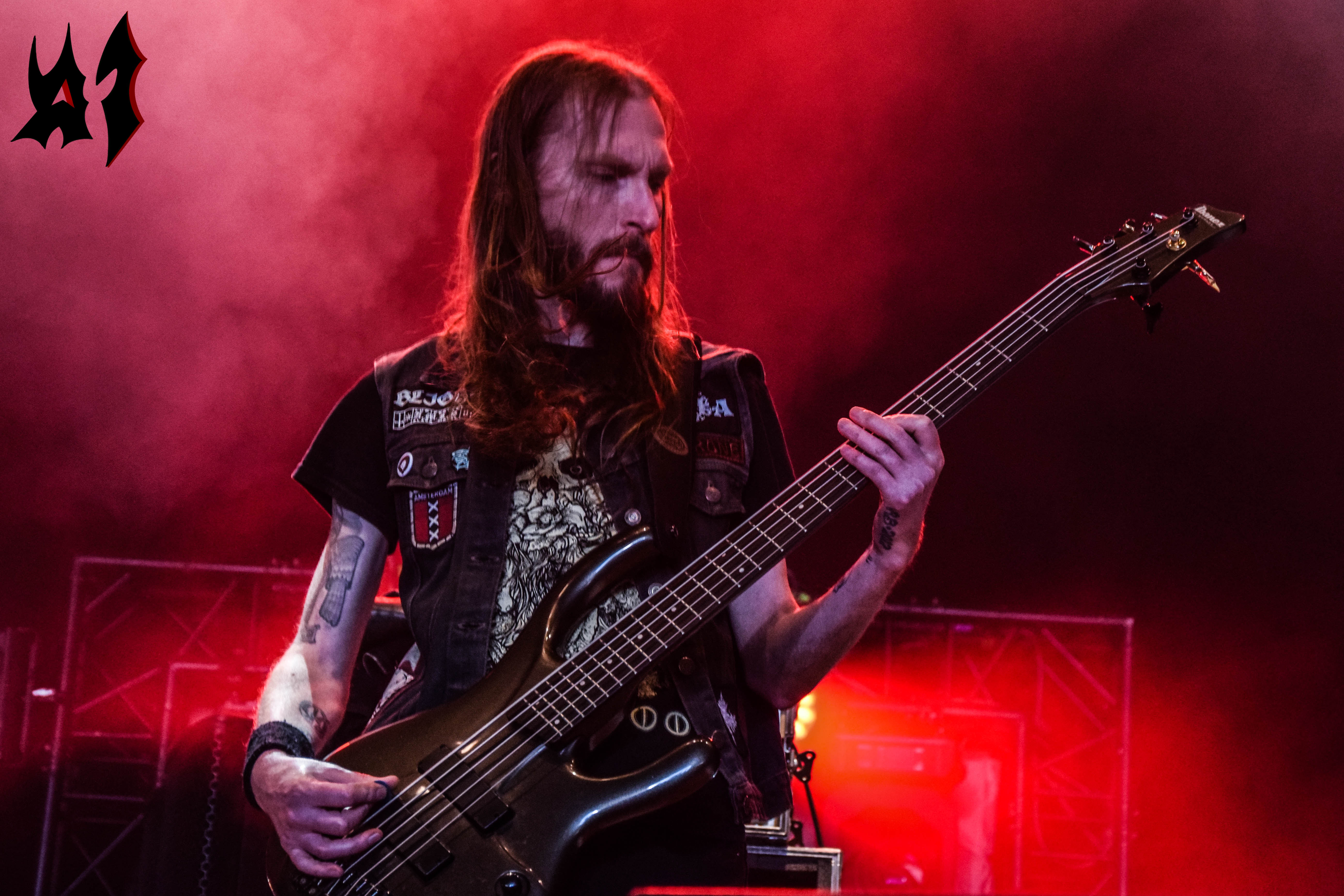 Hellfest - Day 1 - Dopethrone 1