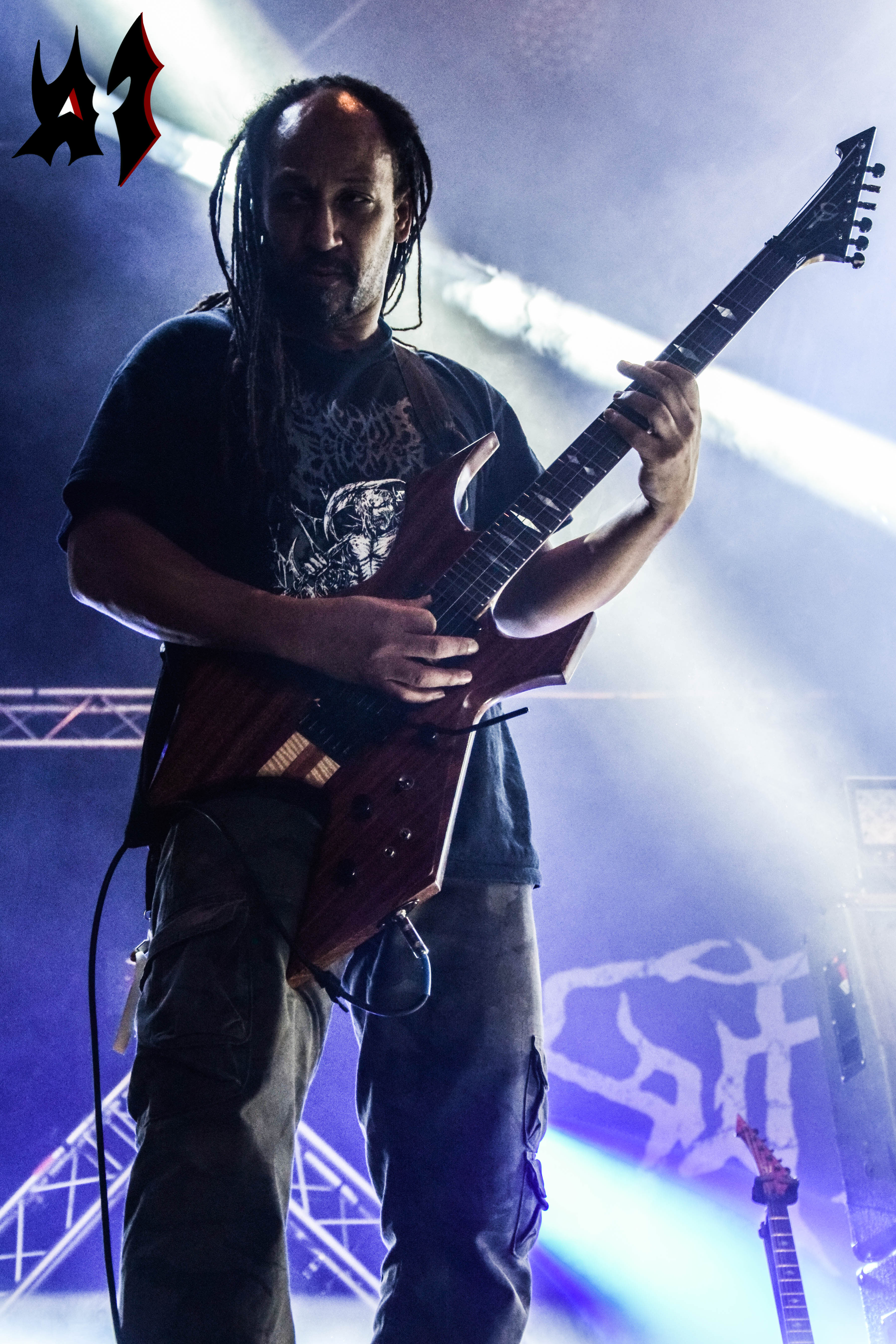 Hellfest - Day 1 - Suffocation 3