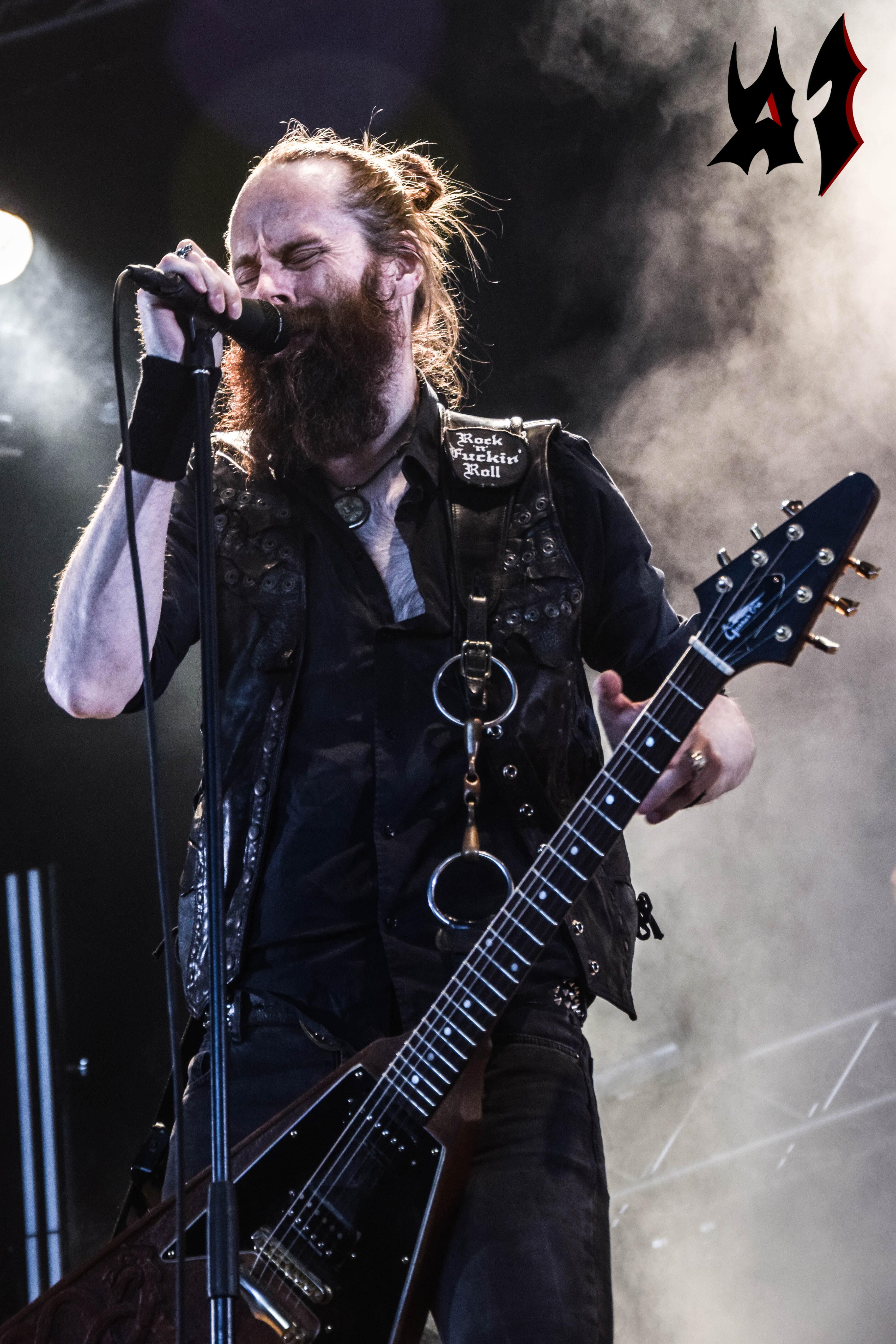 Hellfest - Day 1 - Solstafir 9