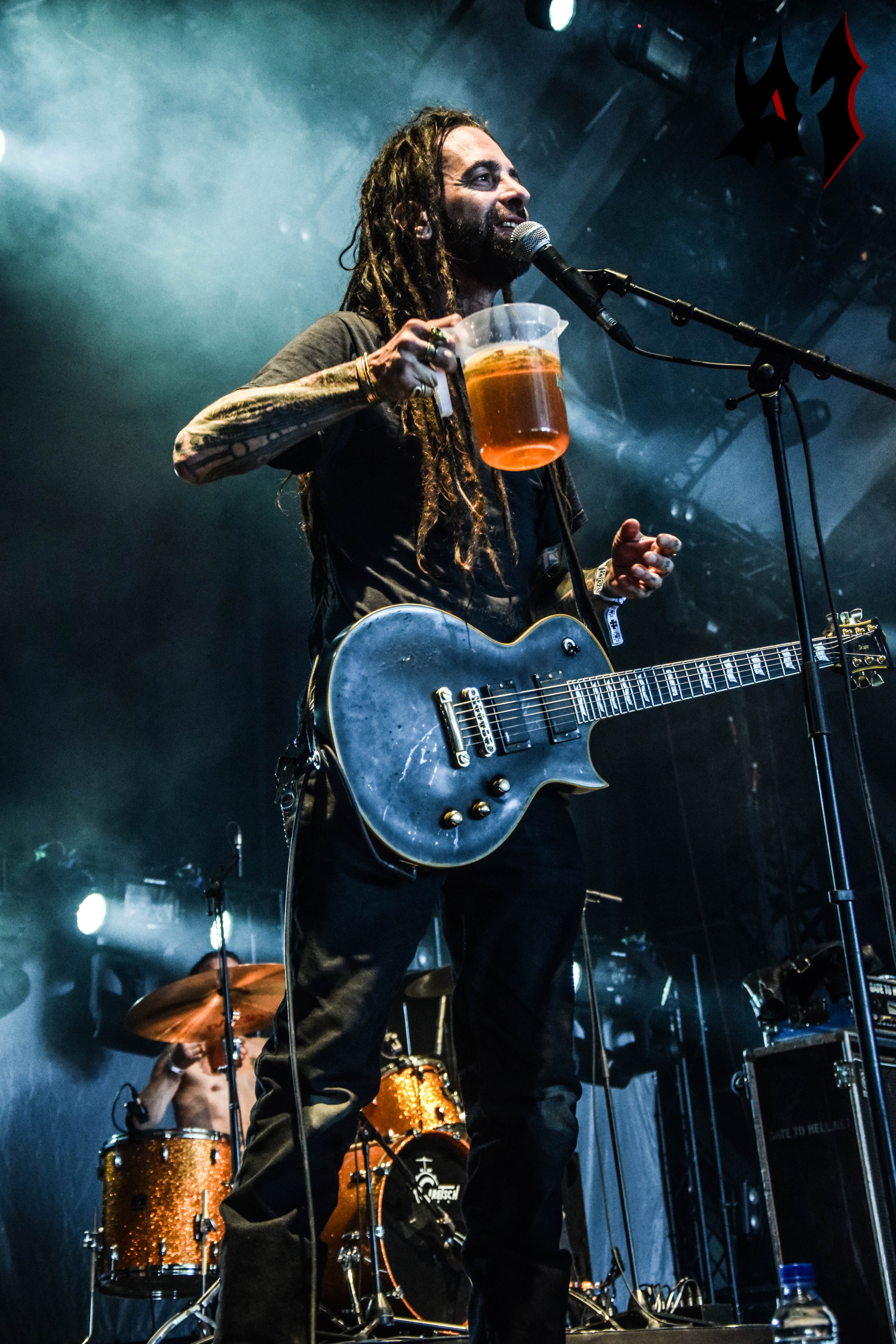 Hellfest - Day 1 - Dopethrone 11