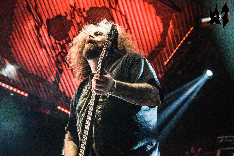 Hellfest - Day 1 - Napalm Death 13