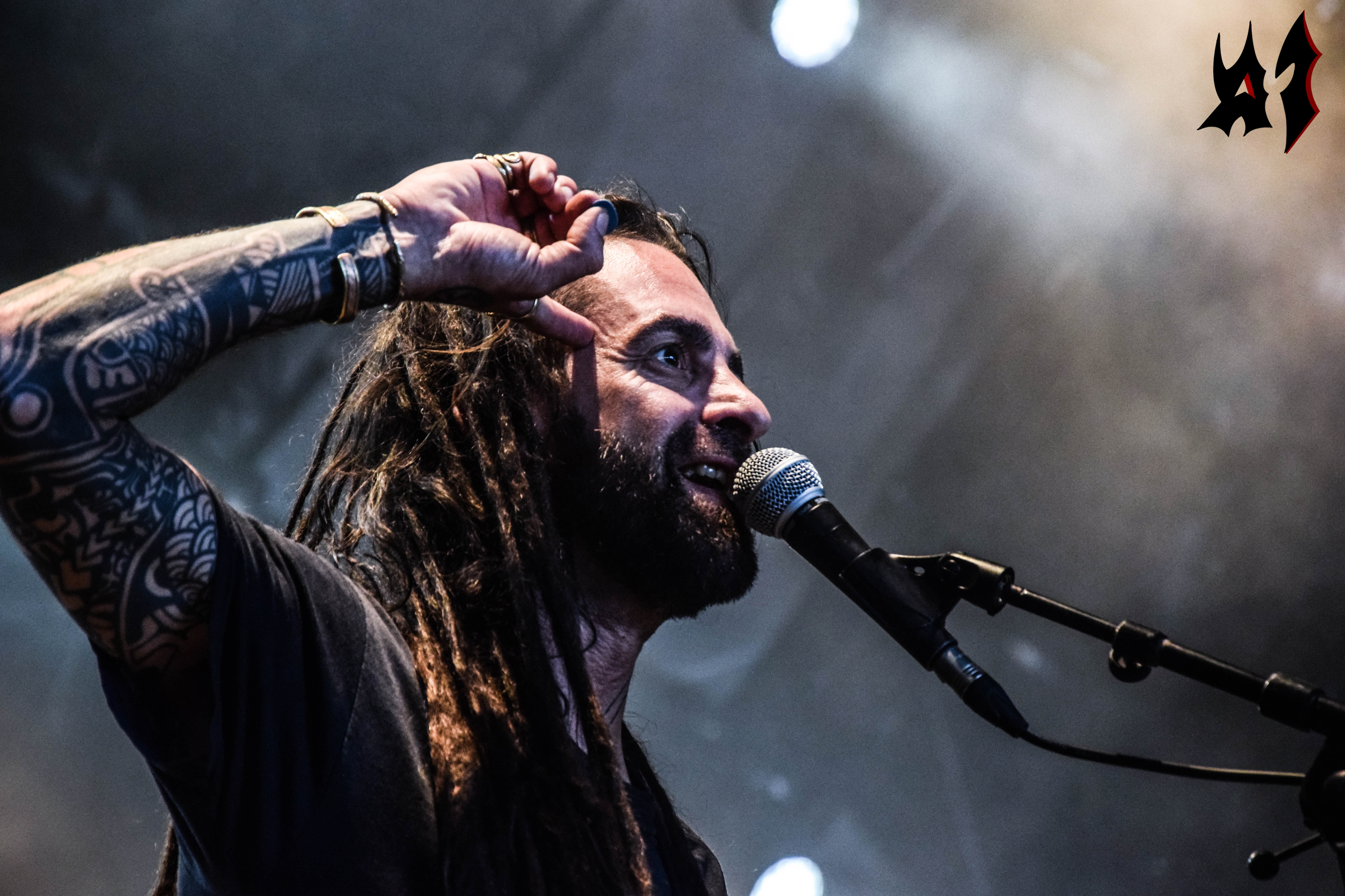 Hellfest - Day 1 - Dopethrone 19