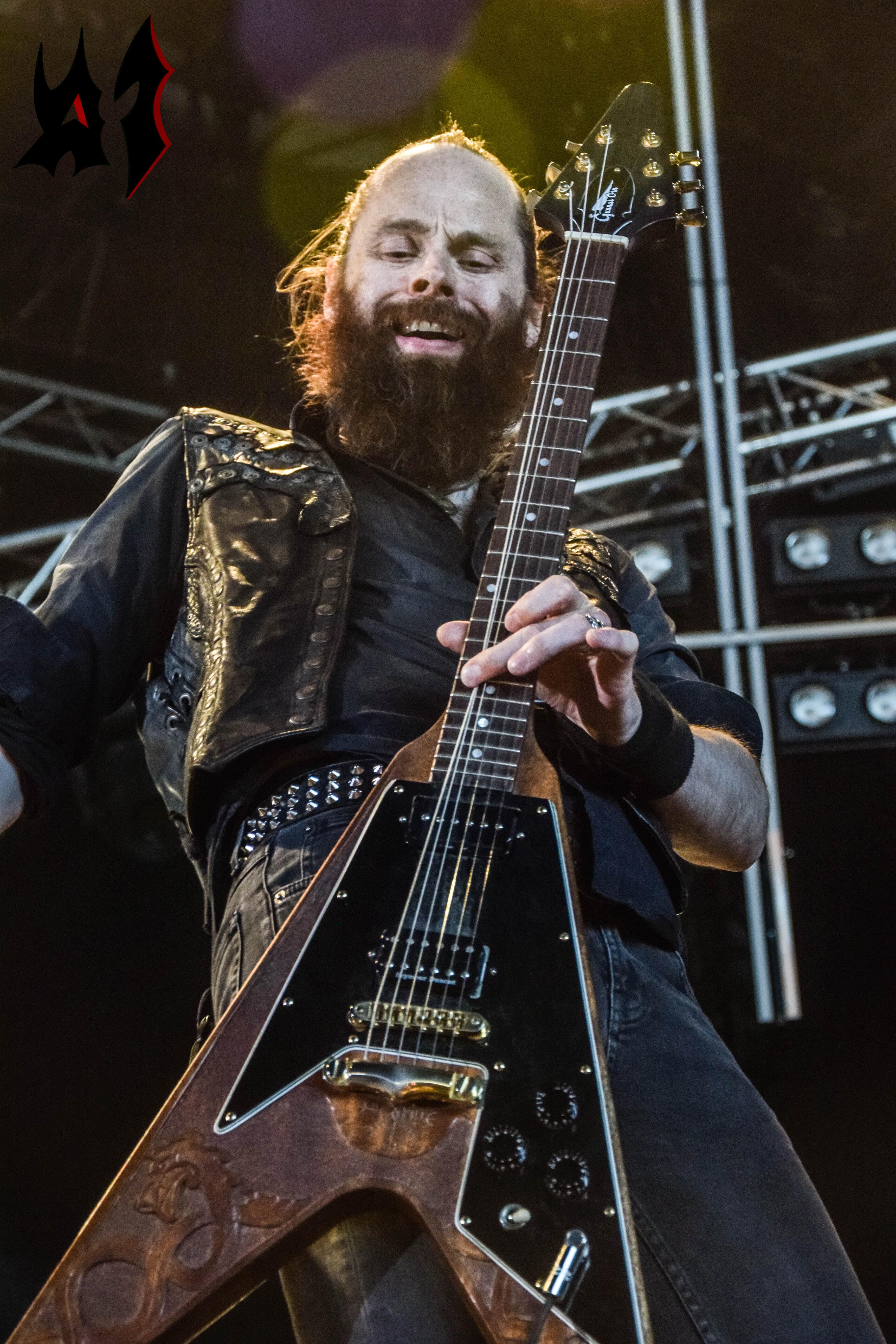 Hellfest - Day 1 - Solstafir 15