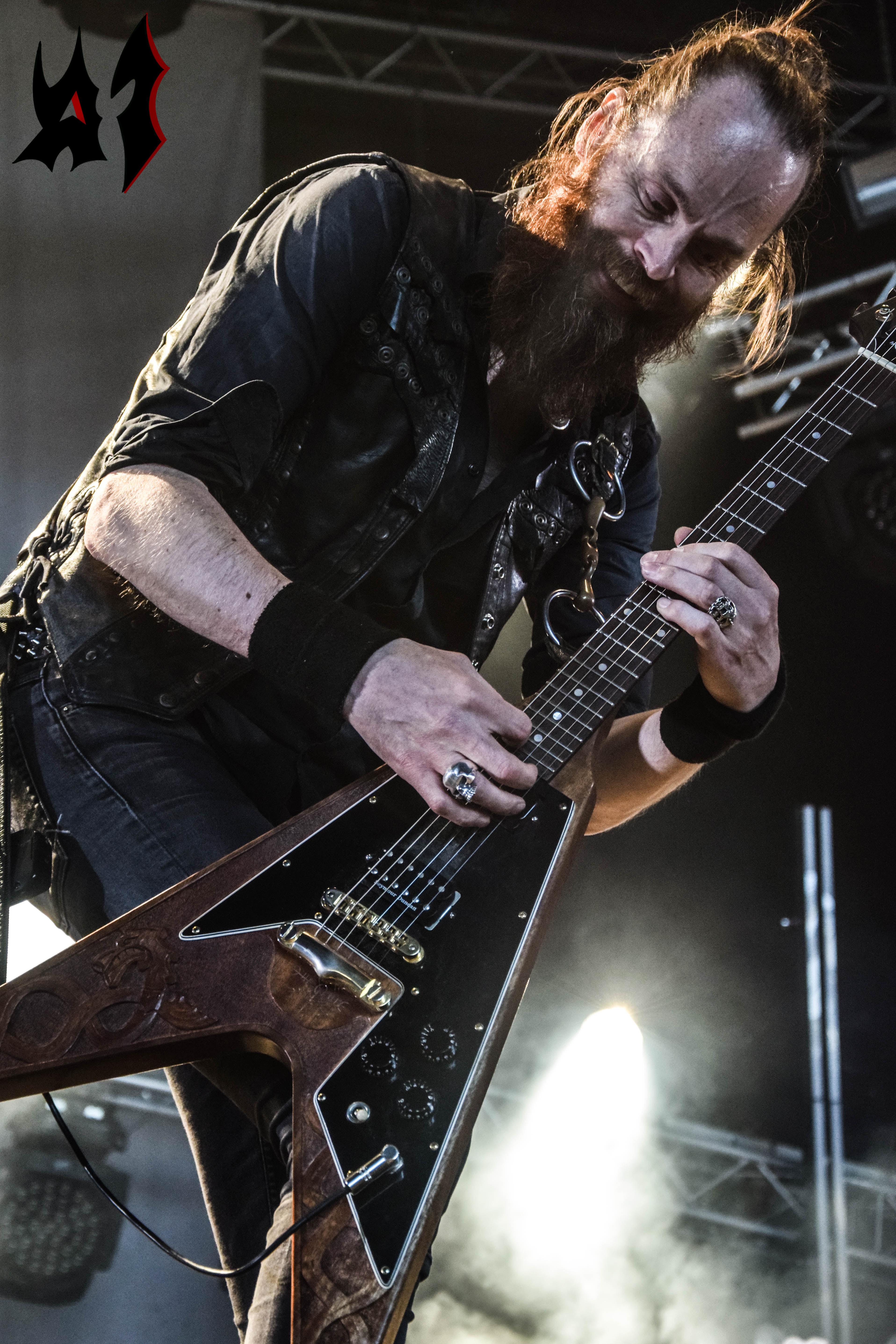 Hellfest - Day 1 - Solstafir 16