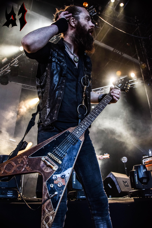 Hellfest - Day 1 - Solstafir 19