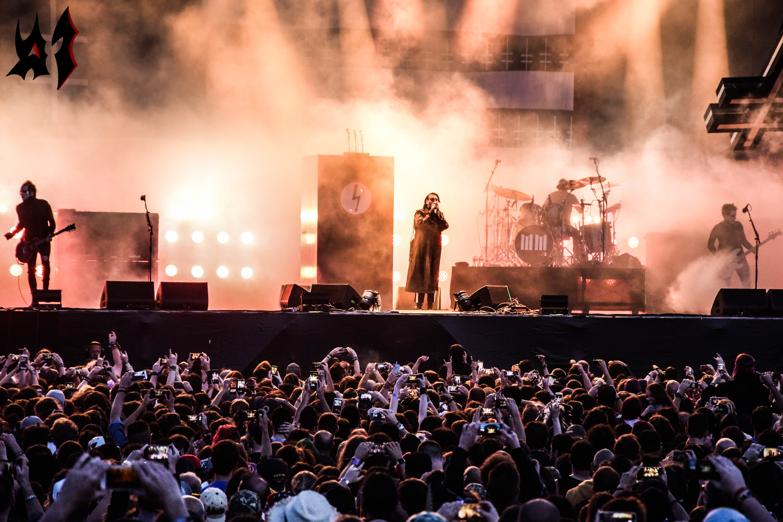 Donwload 2018 – Day 2 - Marilyn Manson 1