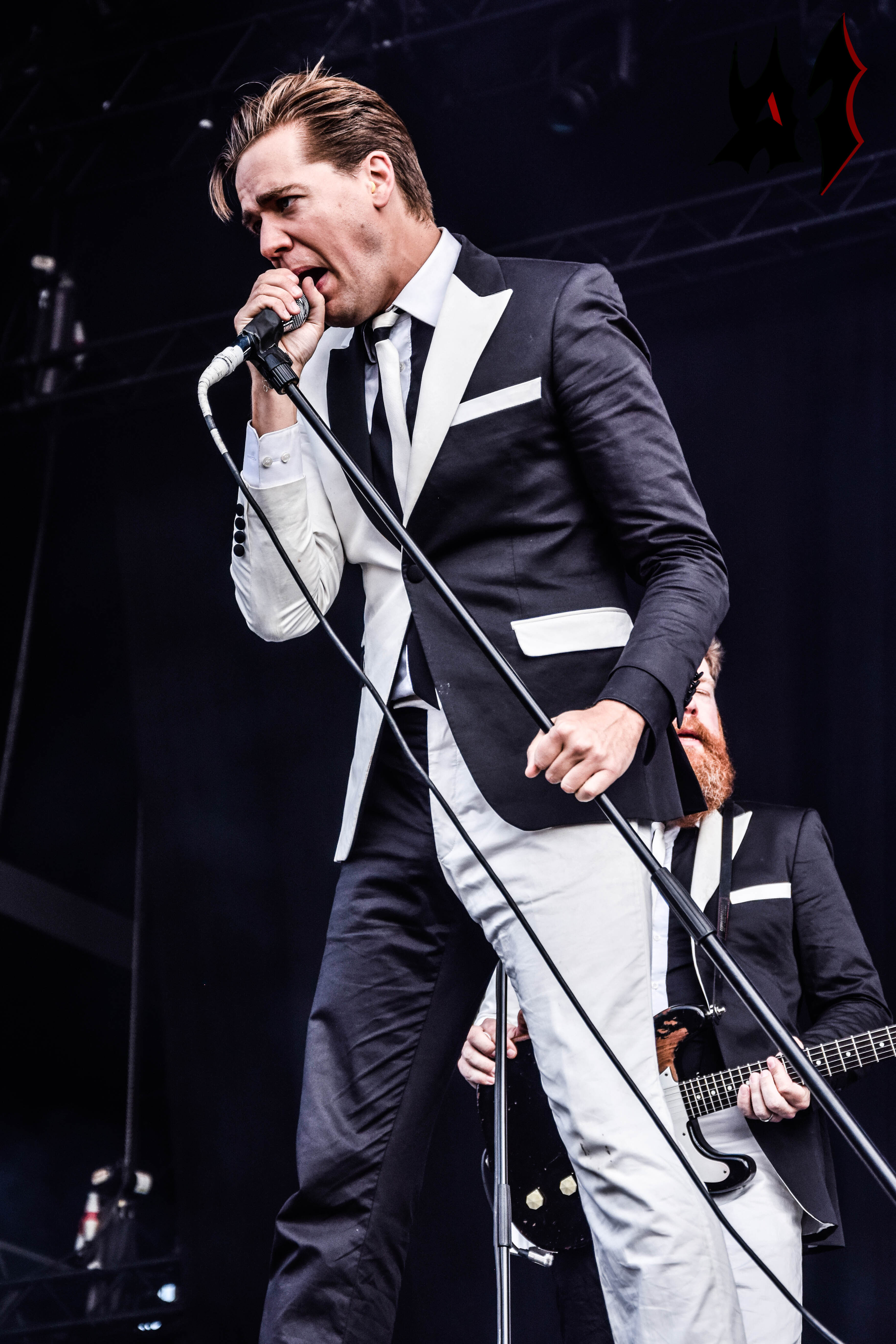 Donwload 2018 – Day 3 - The Hives 3