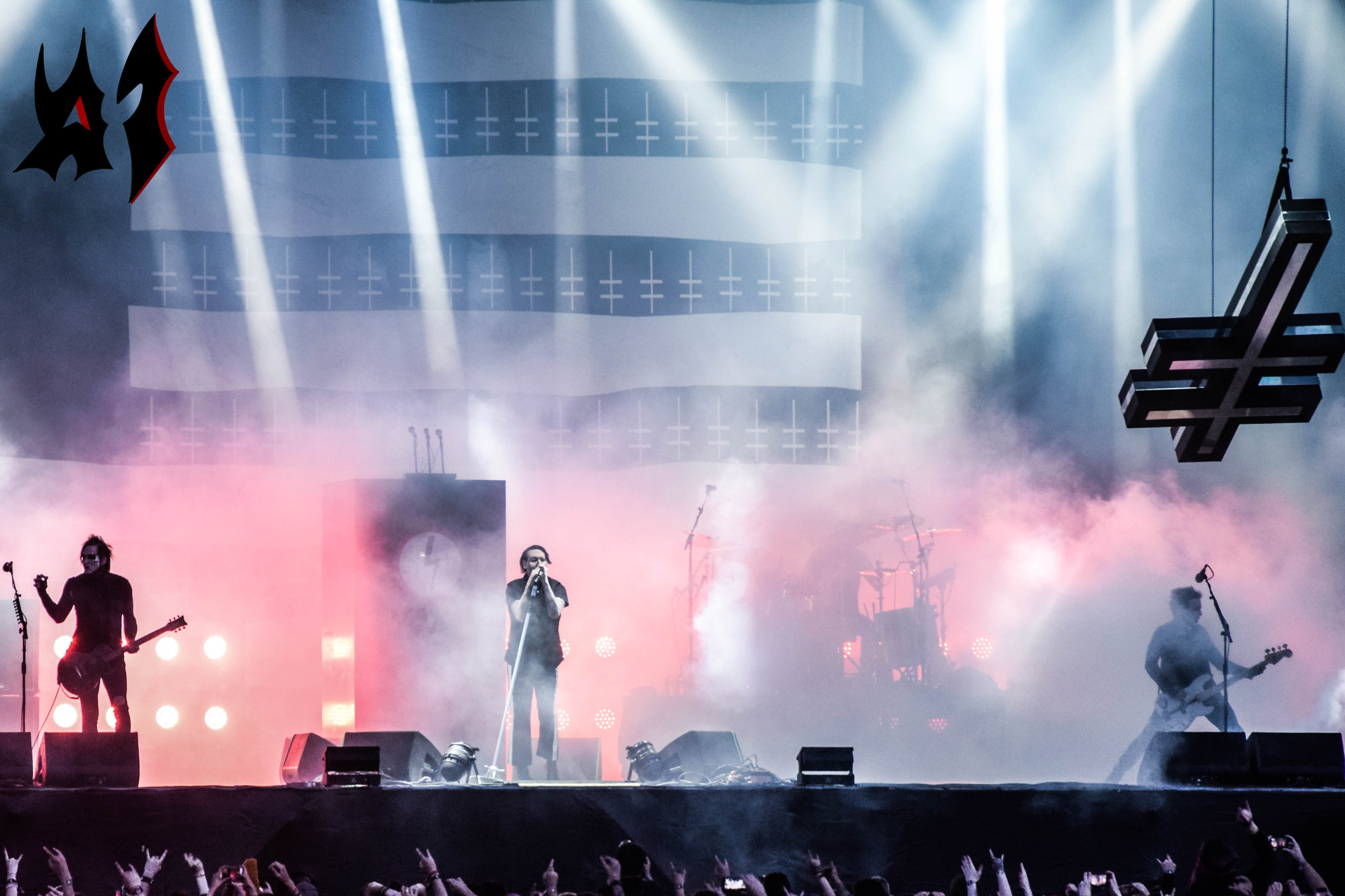Donwload 2018 – Day 2 - Marilyn Manson 3