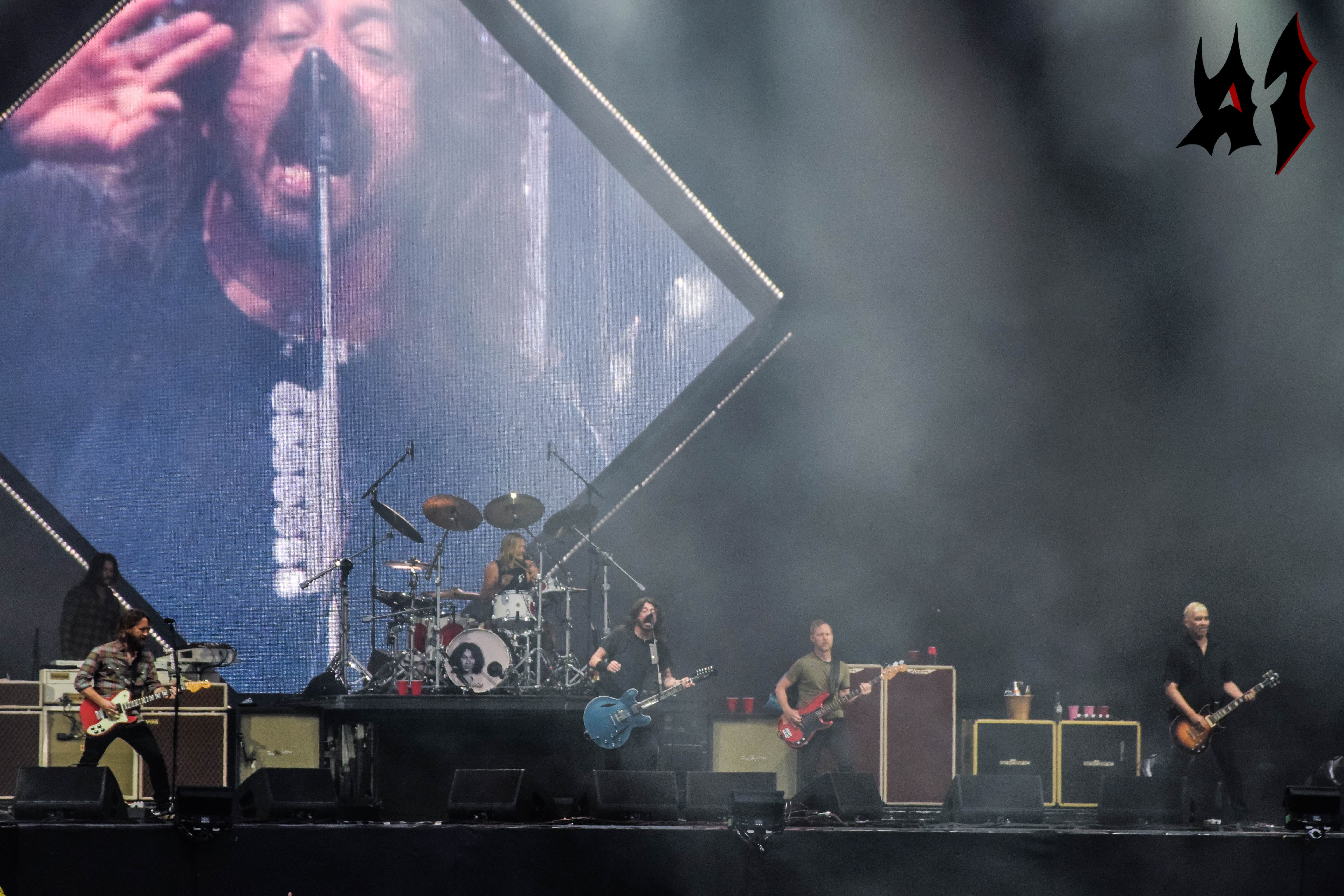 Donwload 2018 – Day 3 - Foo Fighters 2