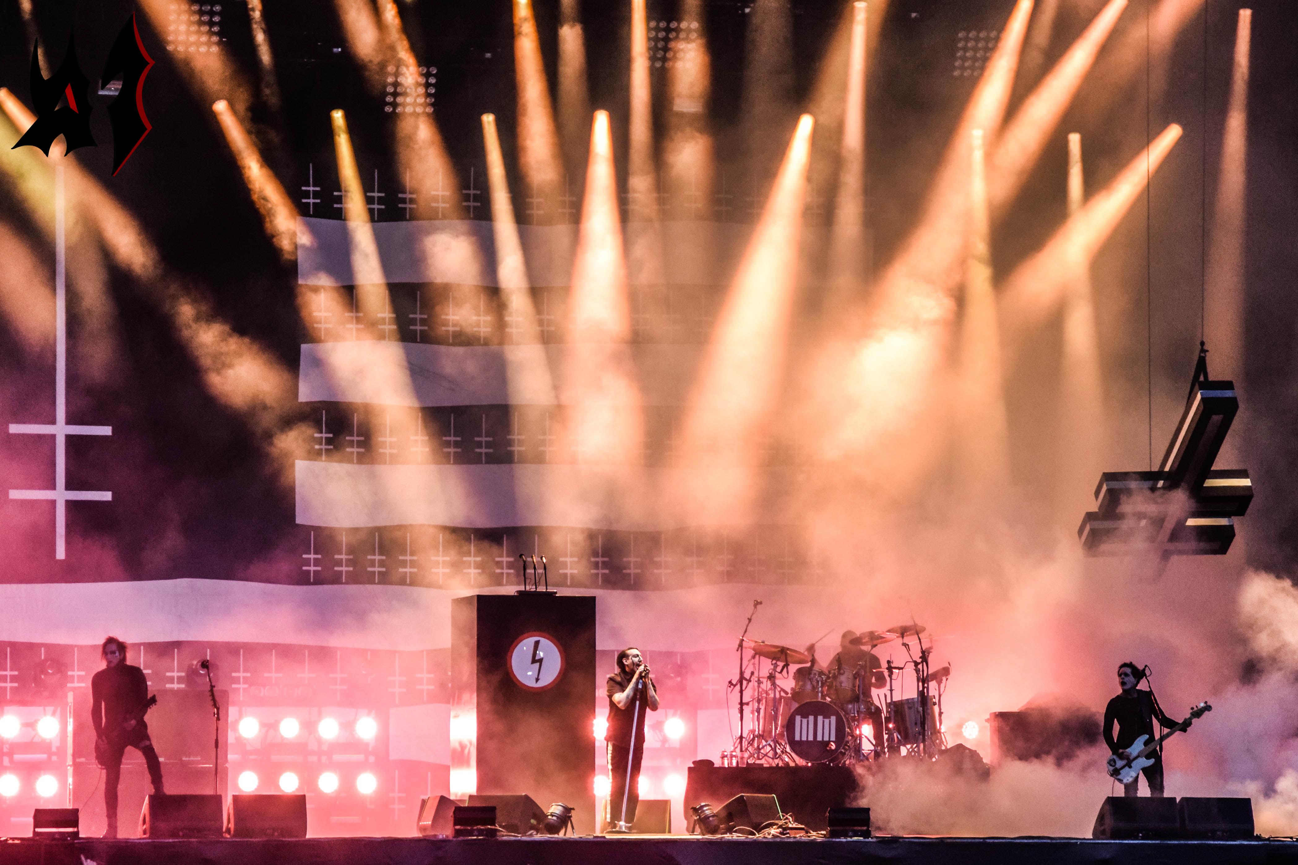 Donwload 2018 – Day 2 - Marilyn Manson 4