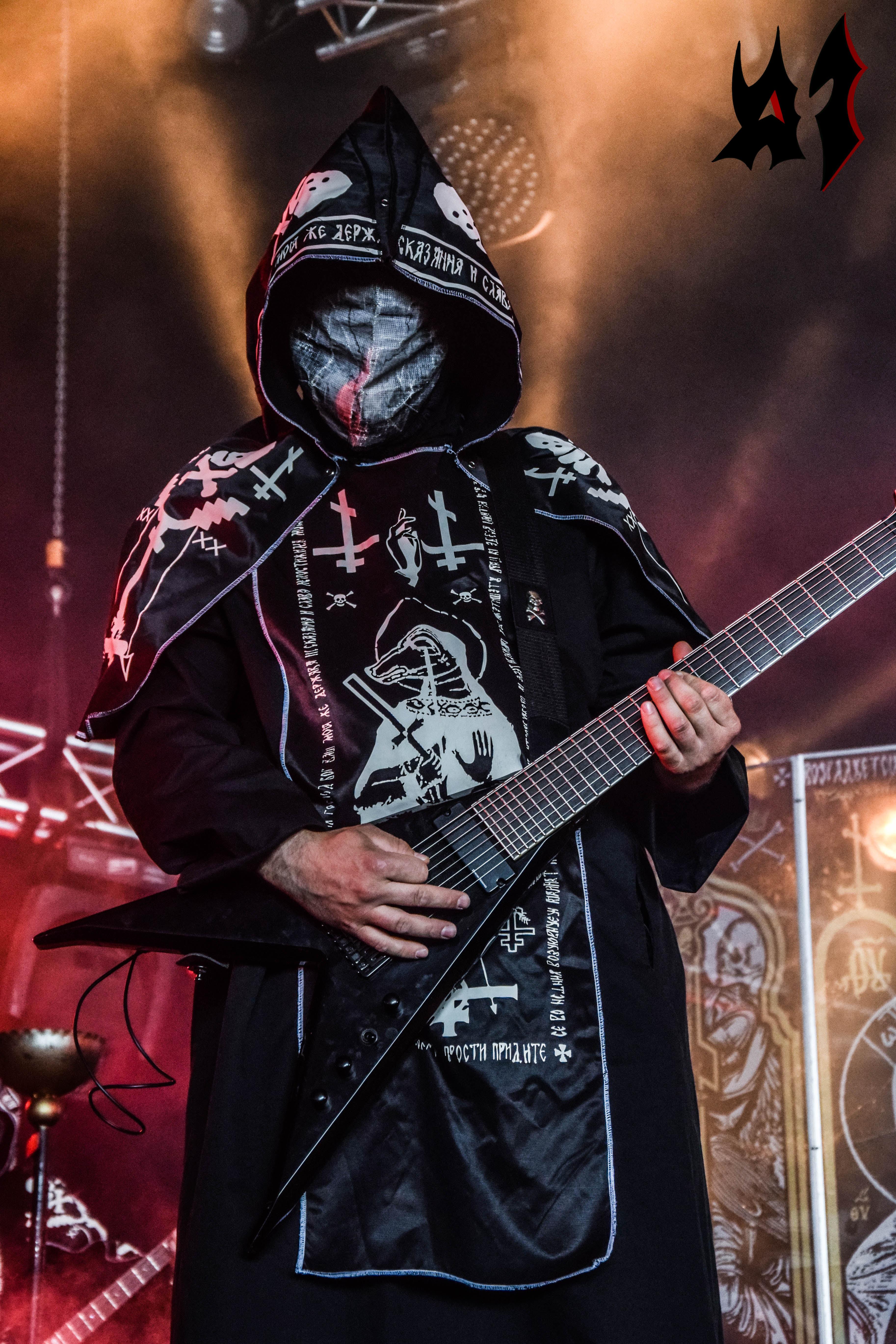 Hellfest 2018 – Day 3 - Batushka 7