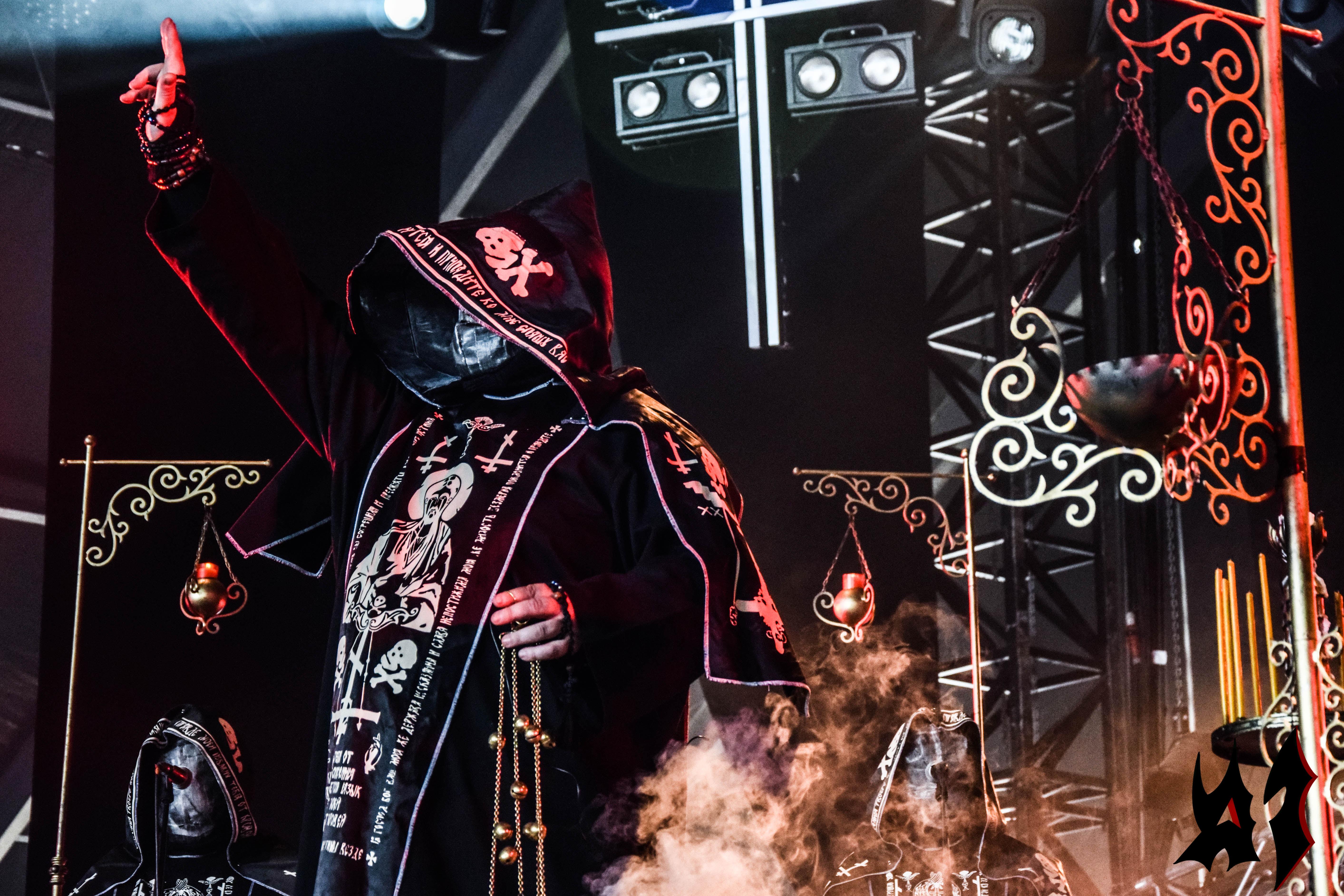 Hellfest 2018 – Day 3 - Batushka 8