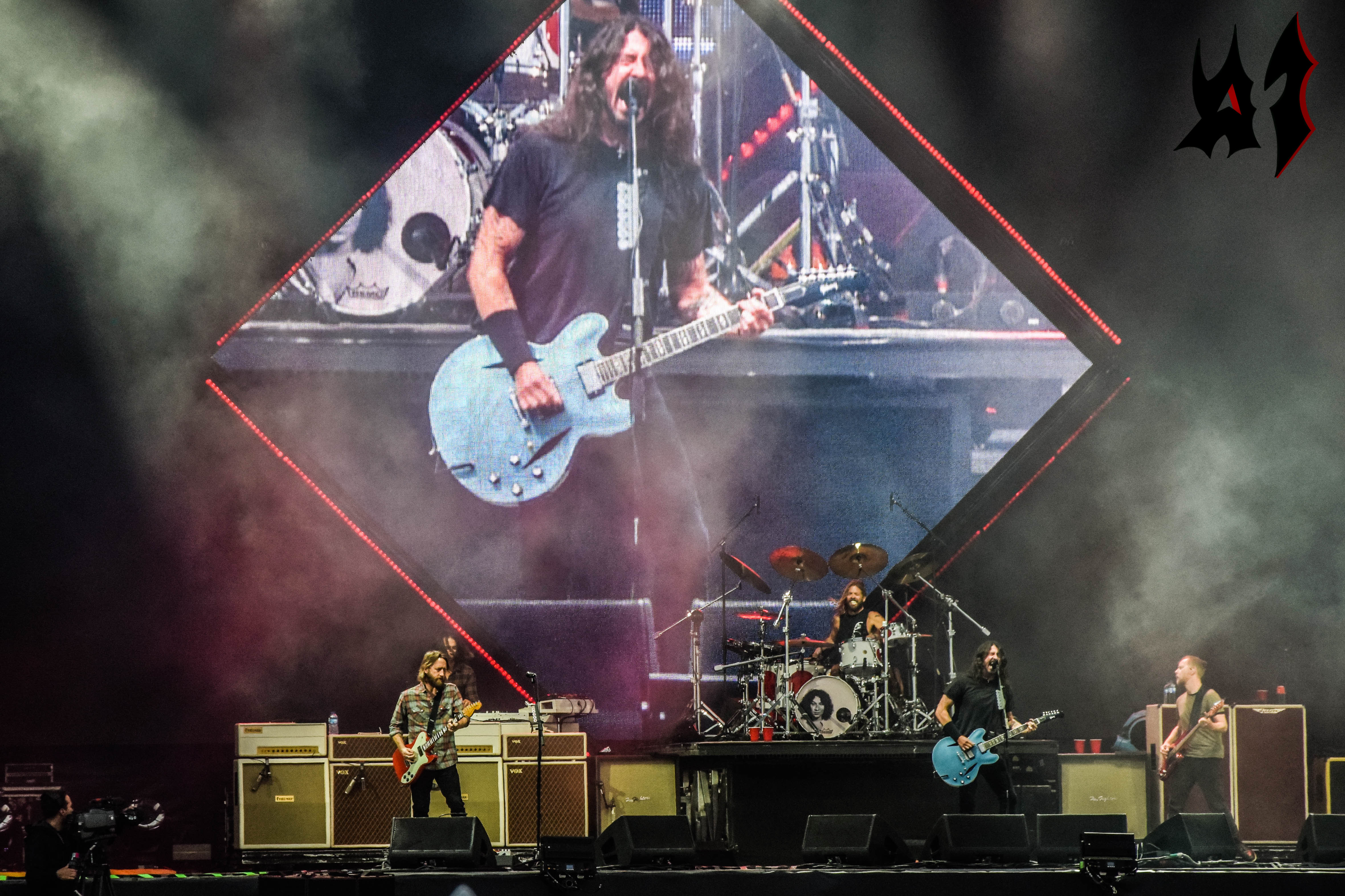 Donwload 2018 – Day 3 - Foo Fighters 4