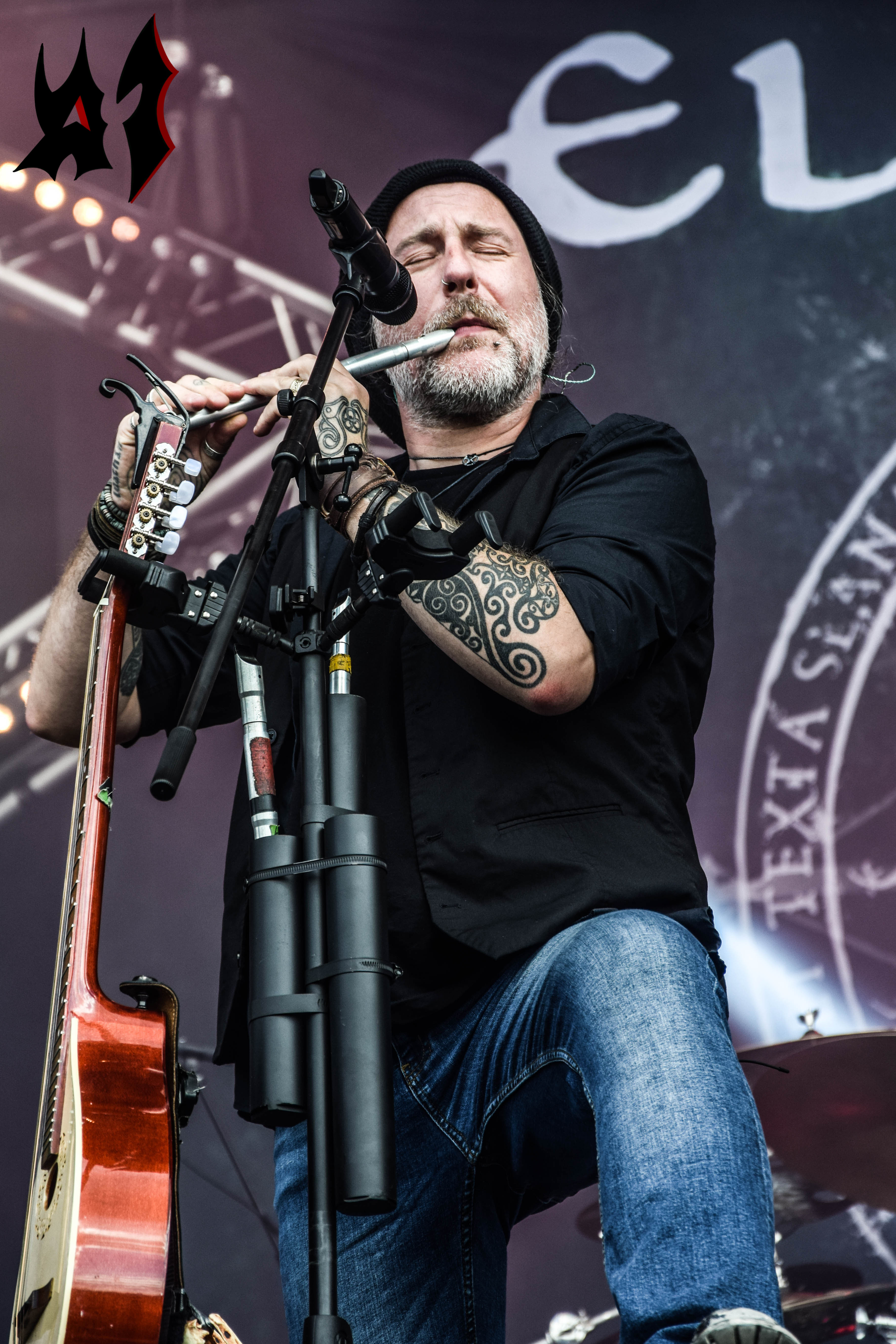 Donwload 2018 – Day 1 - Eluveitie 9