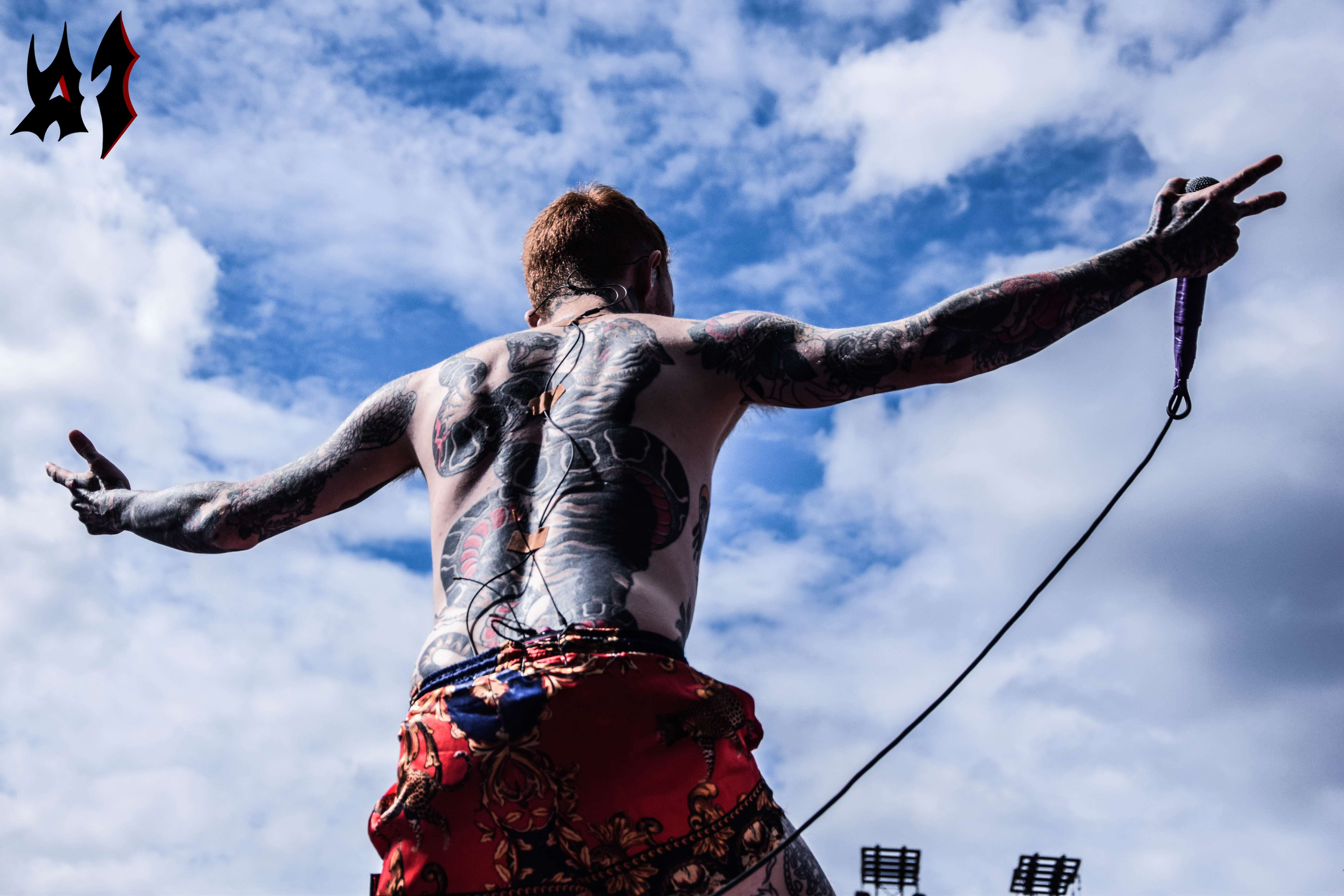 Donwload 2018 – Day 3 - Frank Carter 6
