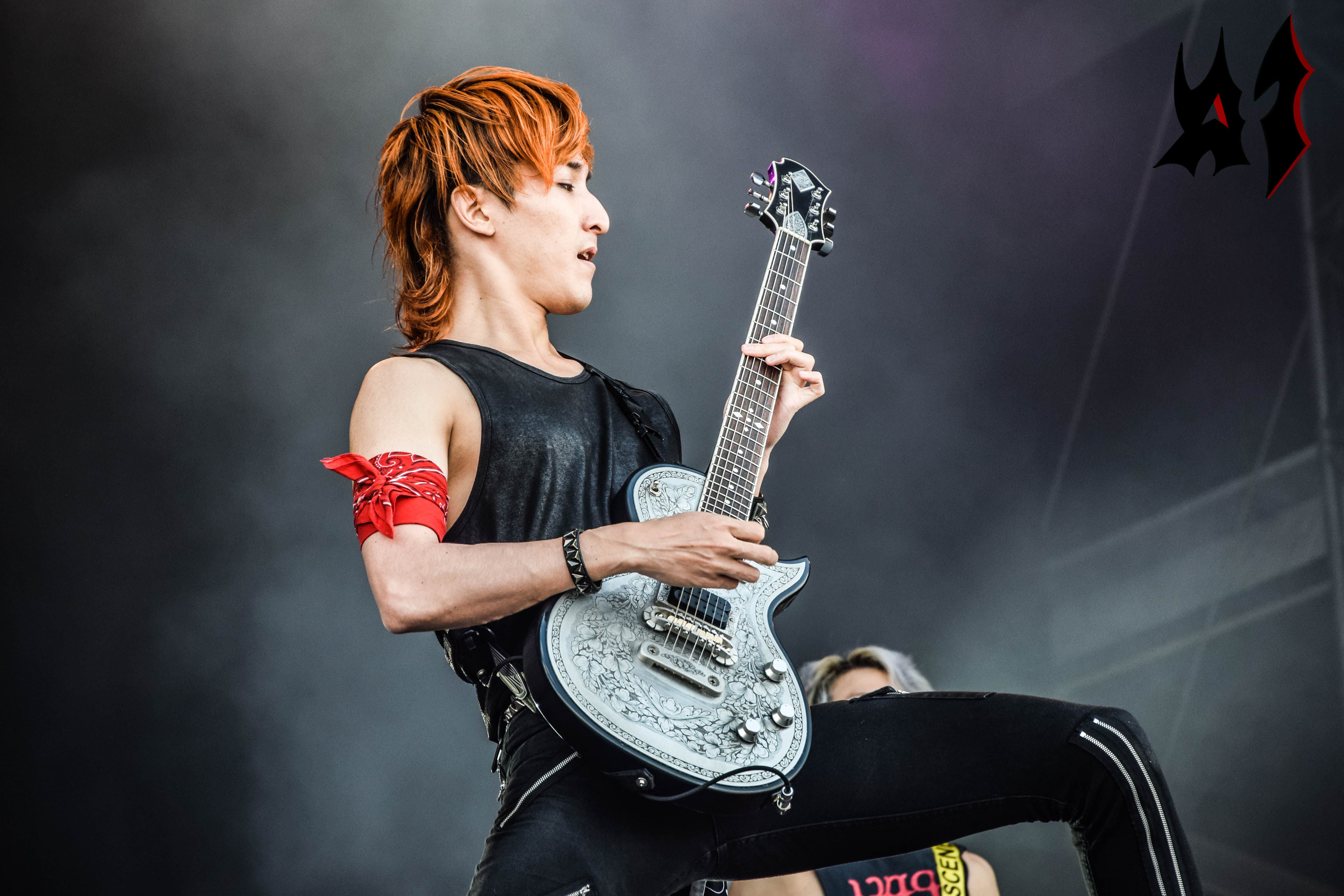 Donwload 2018 – Day 2 - Crossfaith 11
