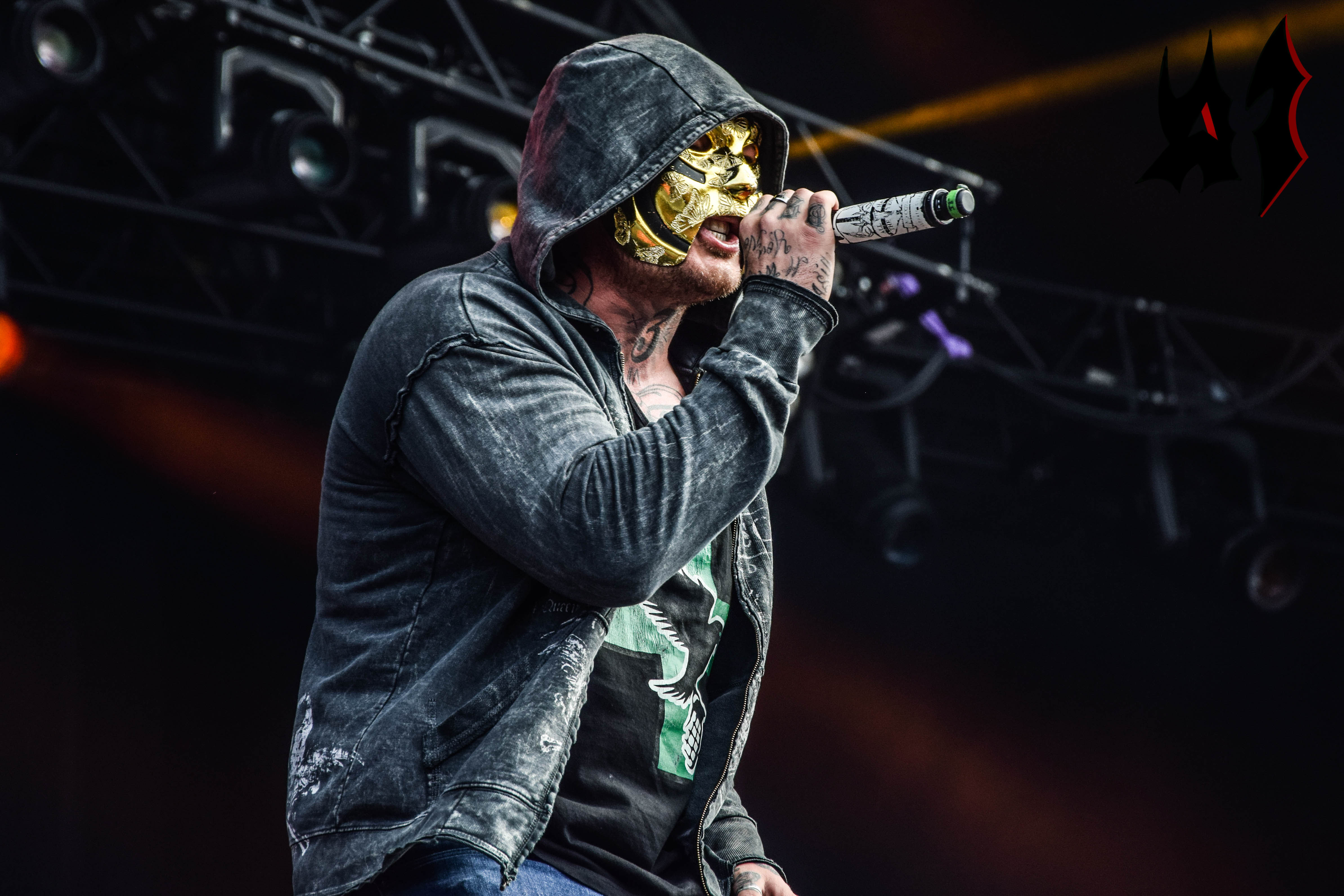 Donwload 2018 – Day 2 - Hollywood Undead 10