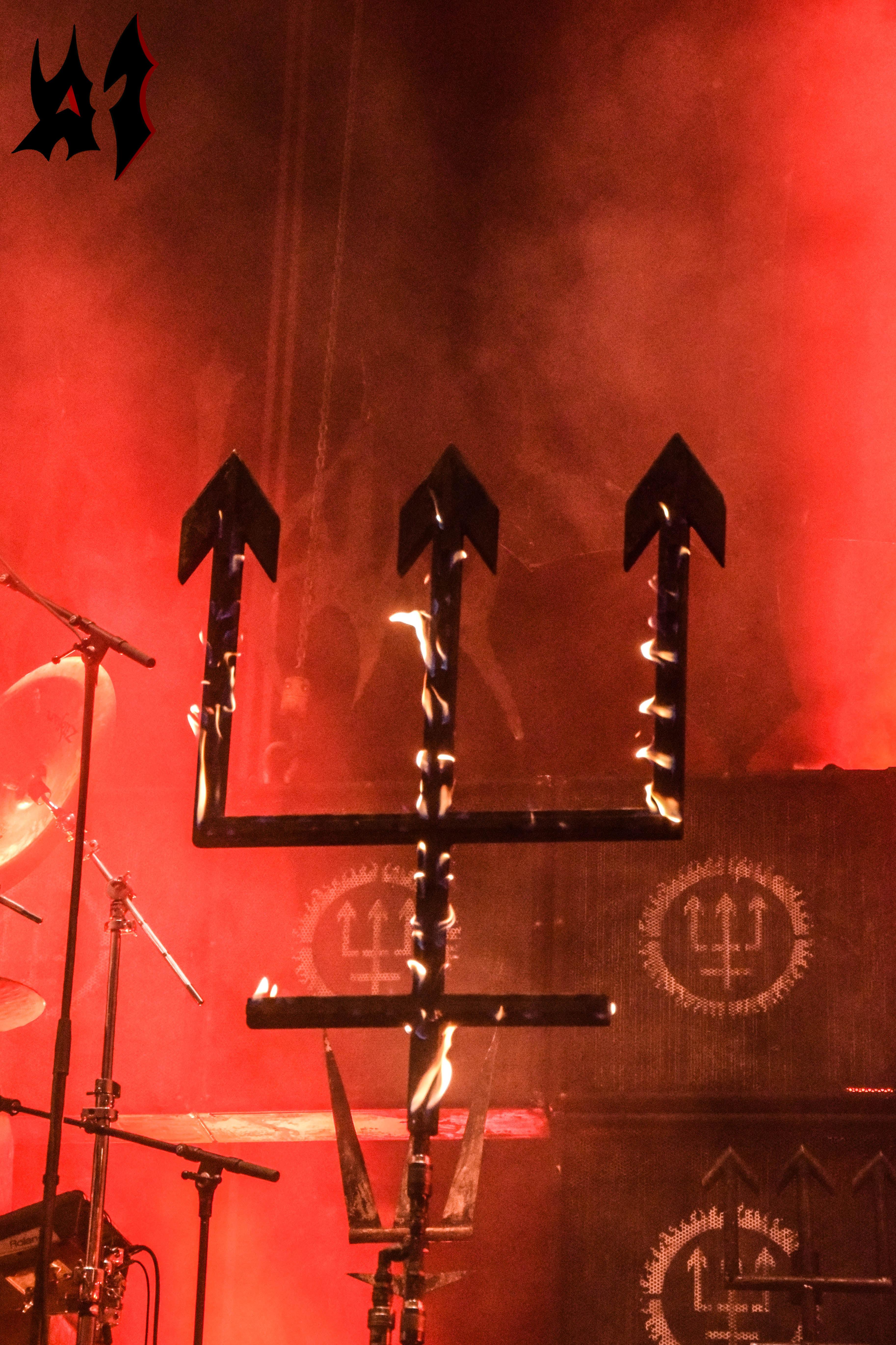 Hellfest - Jour 2 - Watain 4