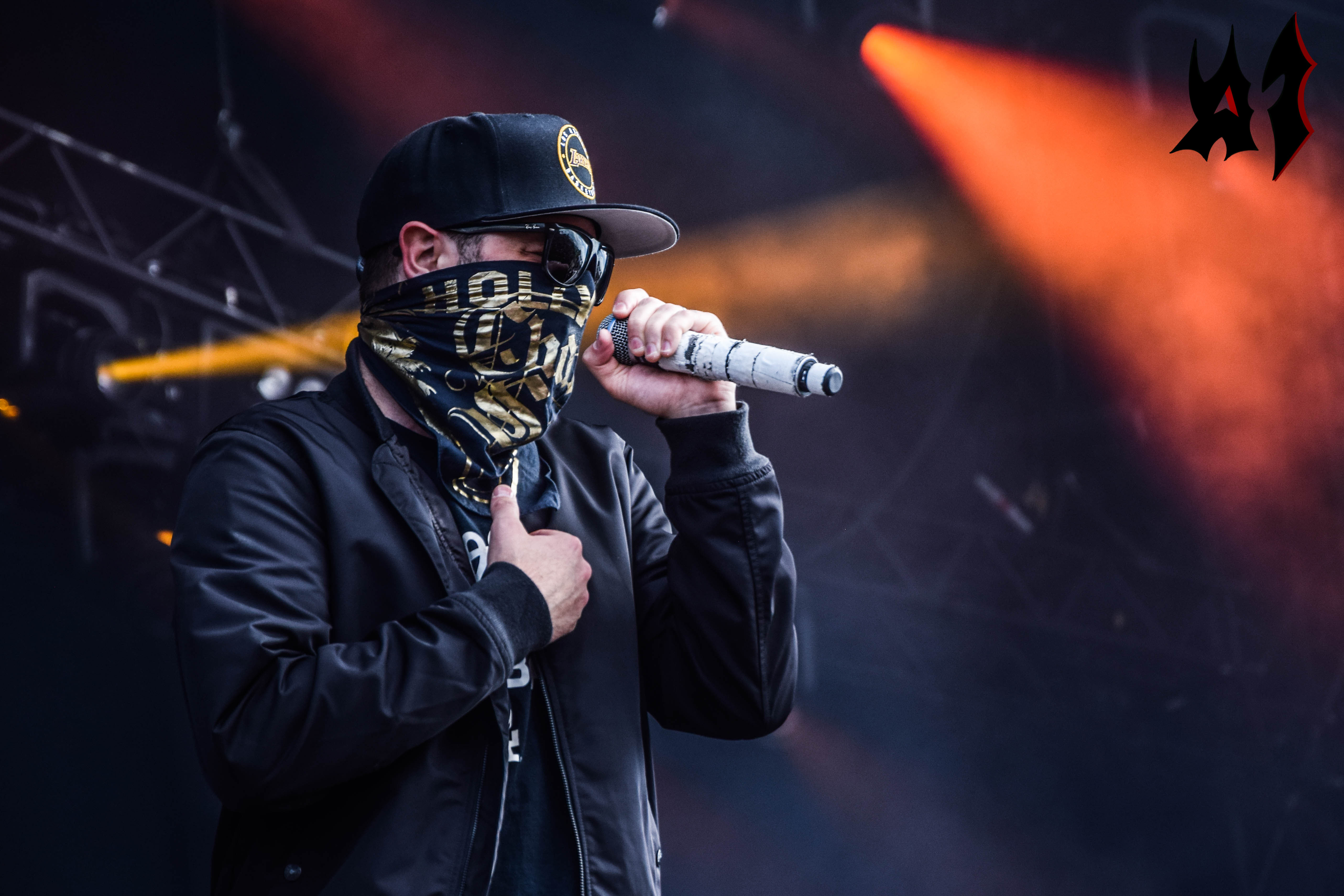 Donwload 2018 – Day 2 - Hollywood Undead 12