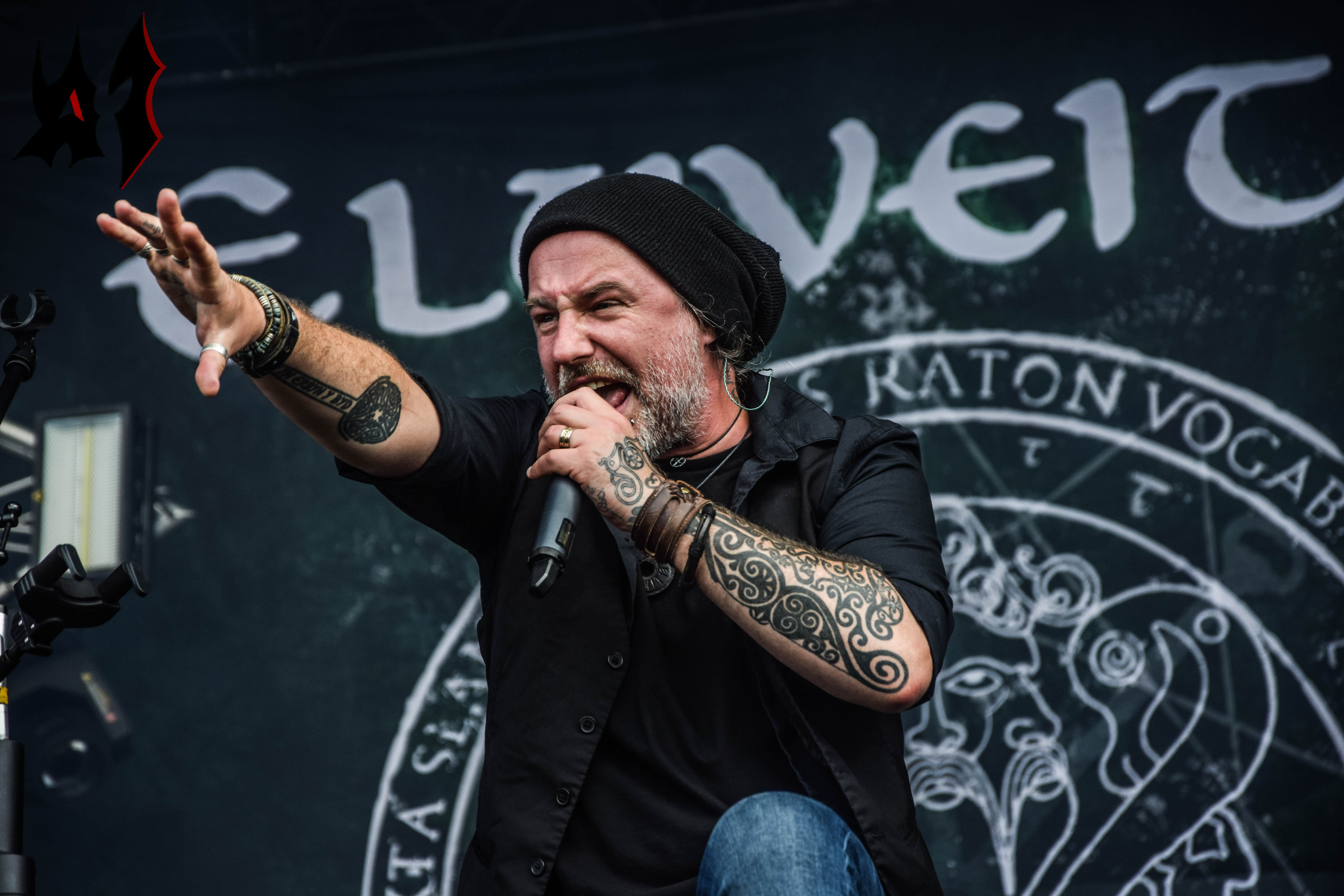 Donwload 2018 – Day 1 - Eluveitie 14
