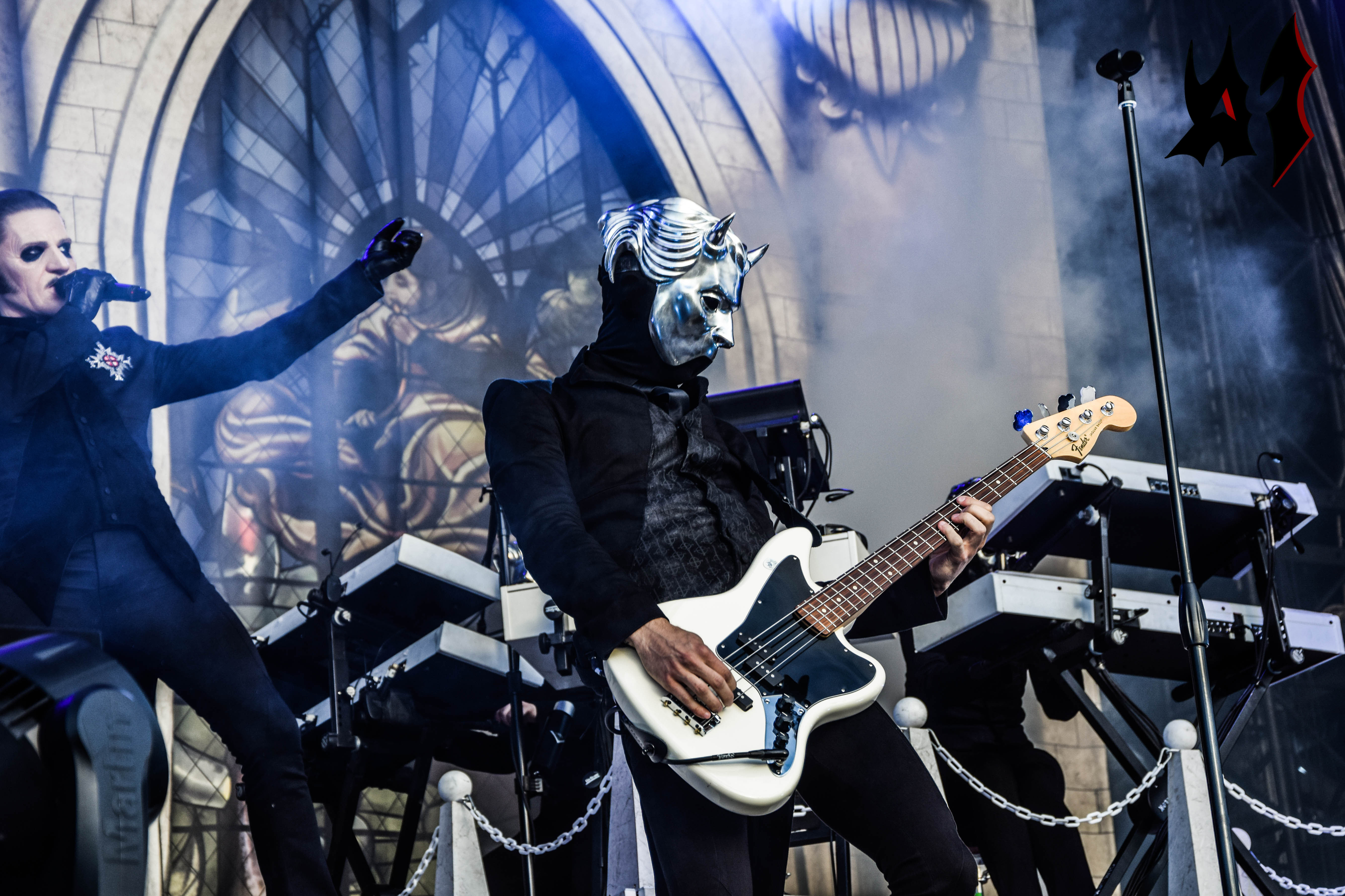 Donwload 2018 – Day 1 - Ghost 20