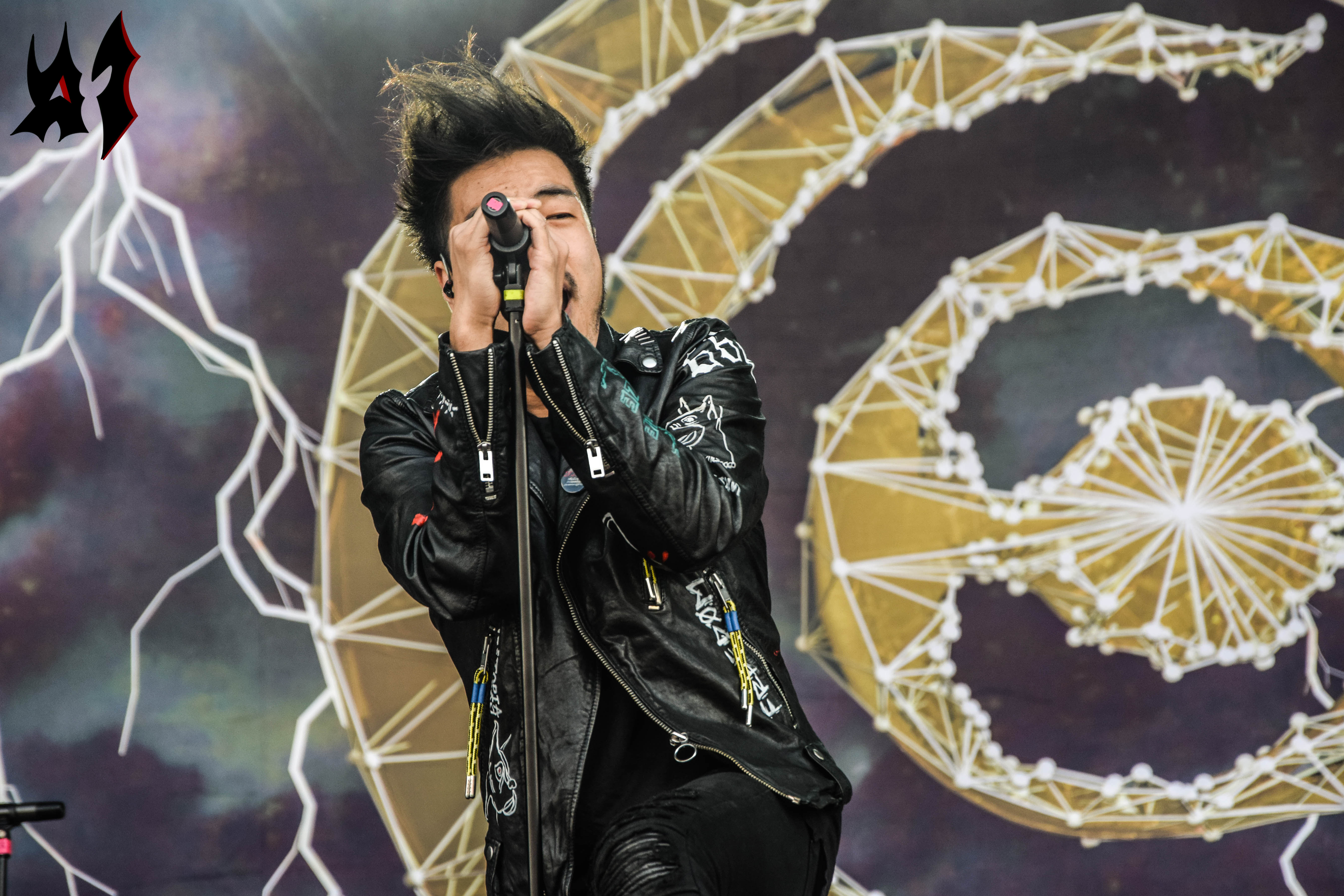 Donwload 2018 – Day 2 - Crossfaith 16