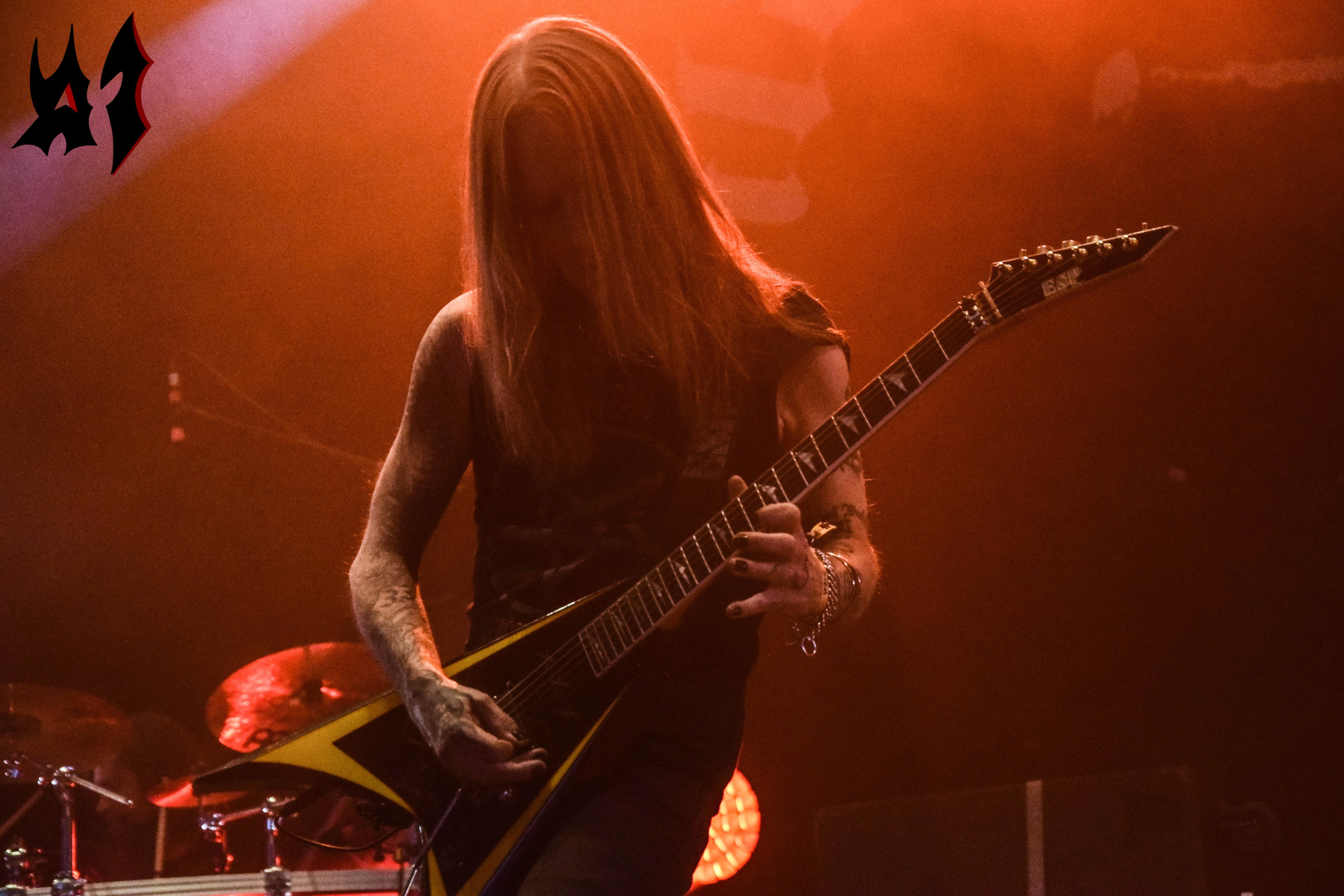 Hellfest - Jour 2 - Children Of Bodom 6