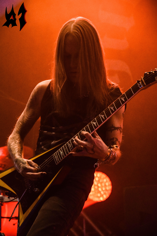 Hellfest - Jour 2 - Children Of Bodom 8
