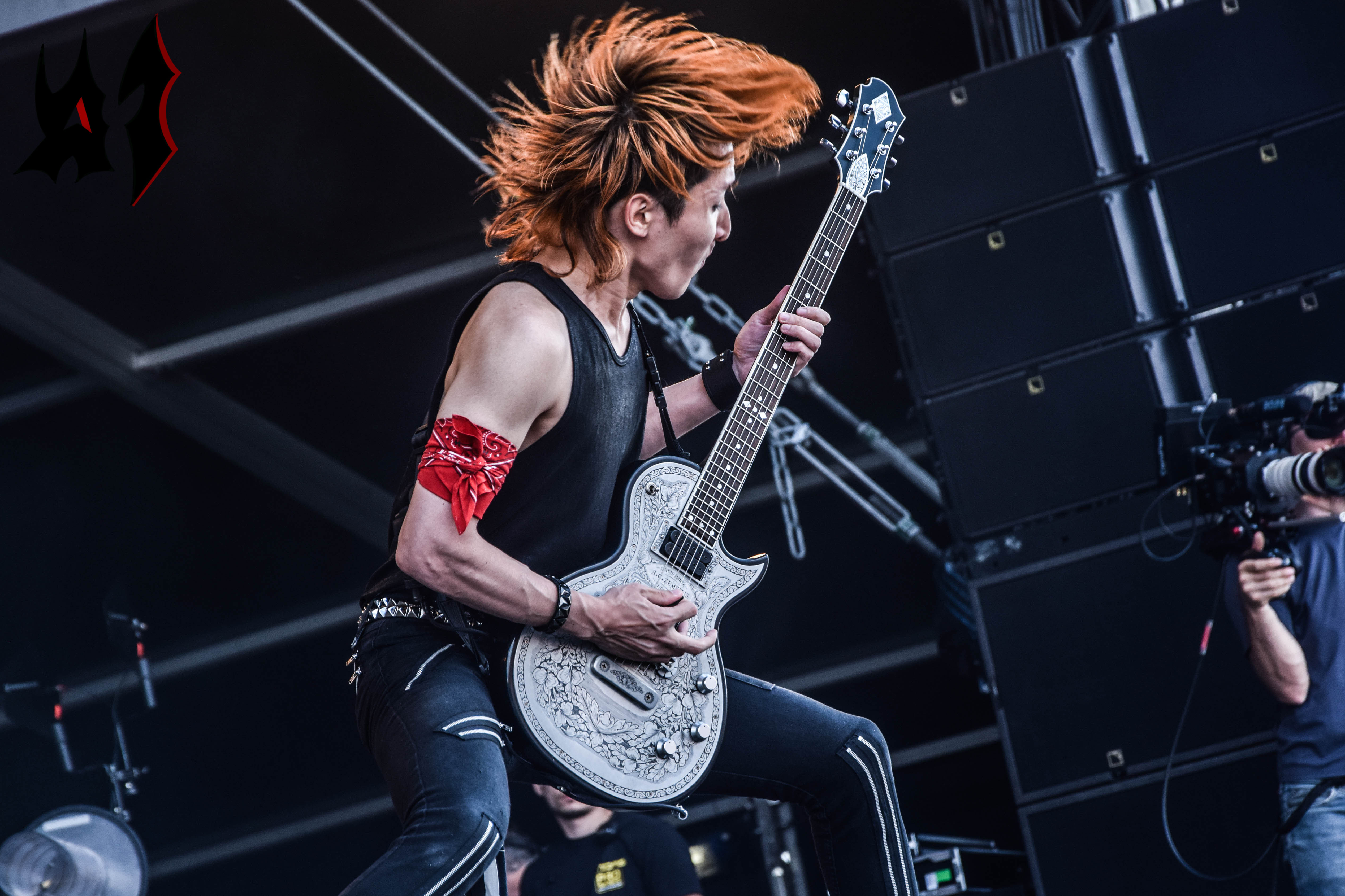 Donwload 2018 – Day 2 - Crossfaith 25