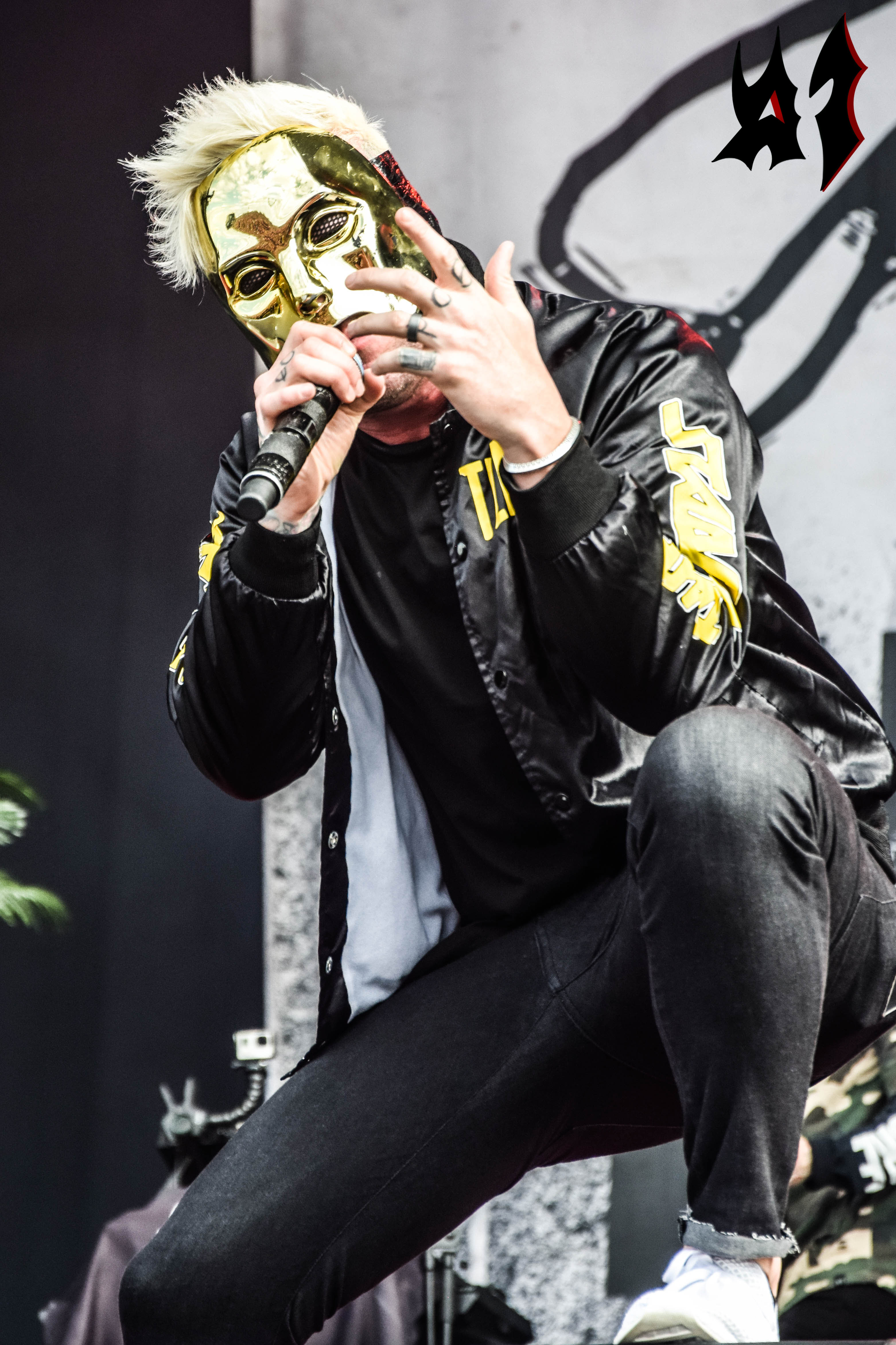 Donwload 2018 – Day 2 - Hollywood Undead 20