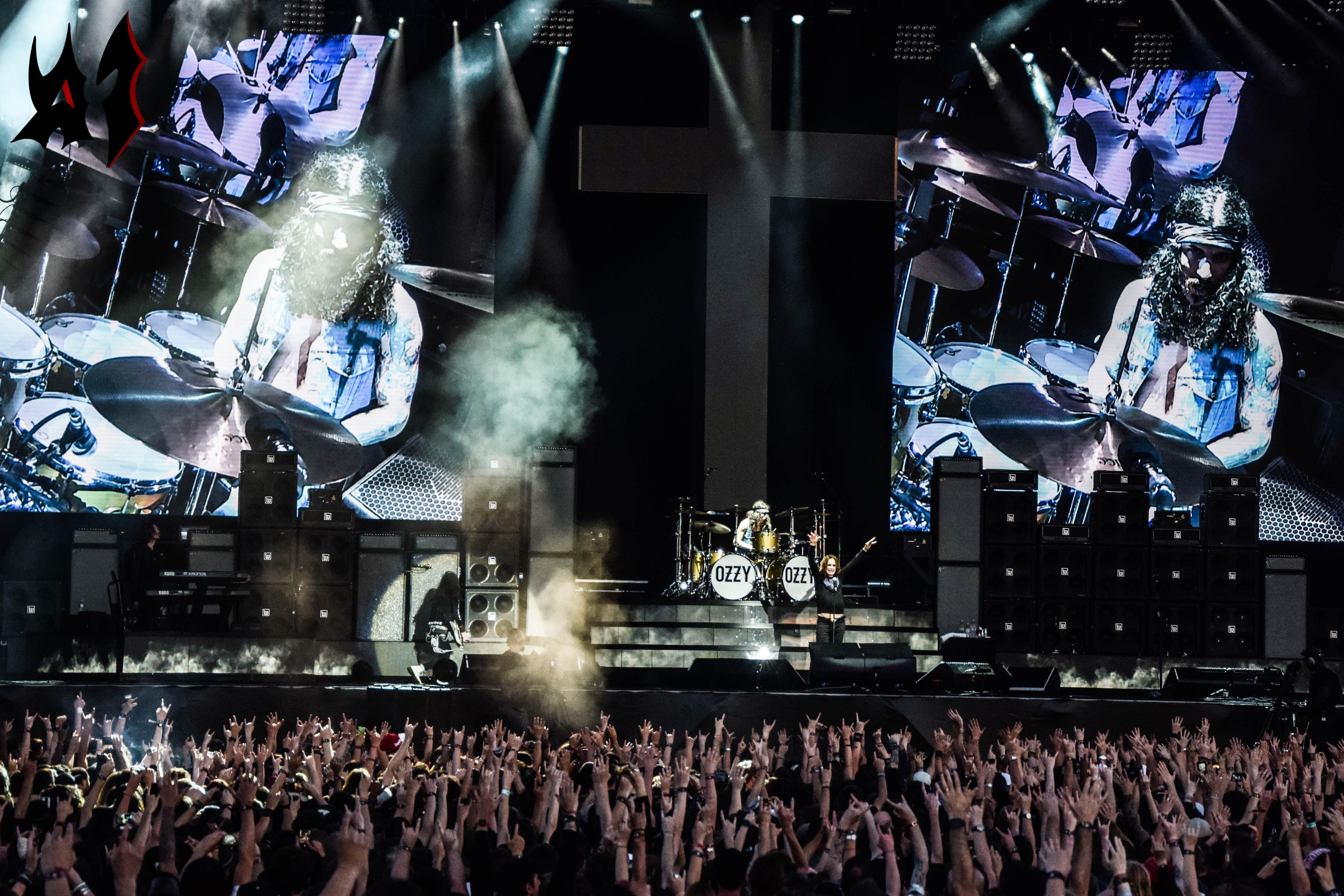 Donwload 2018 – Day 1 - Ozzy Osbourne 1