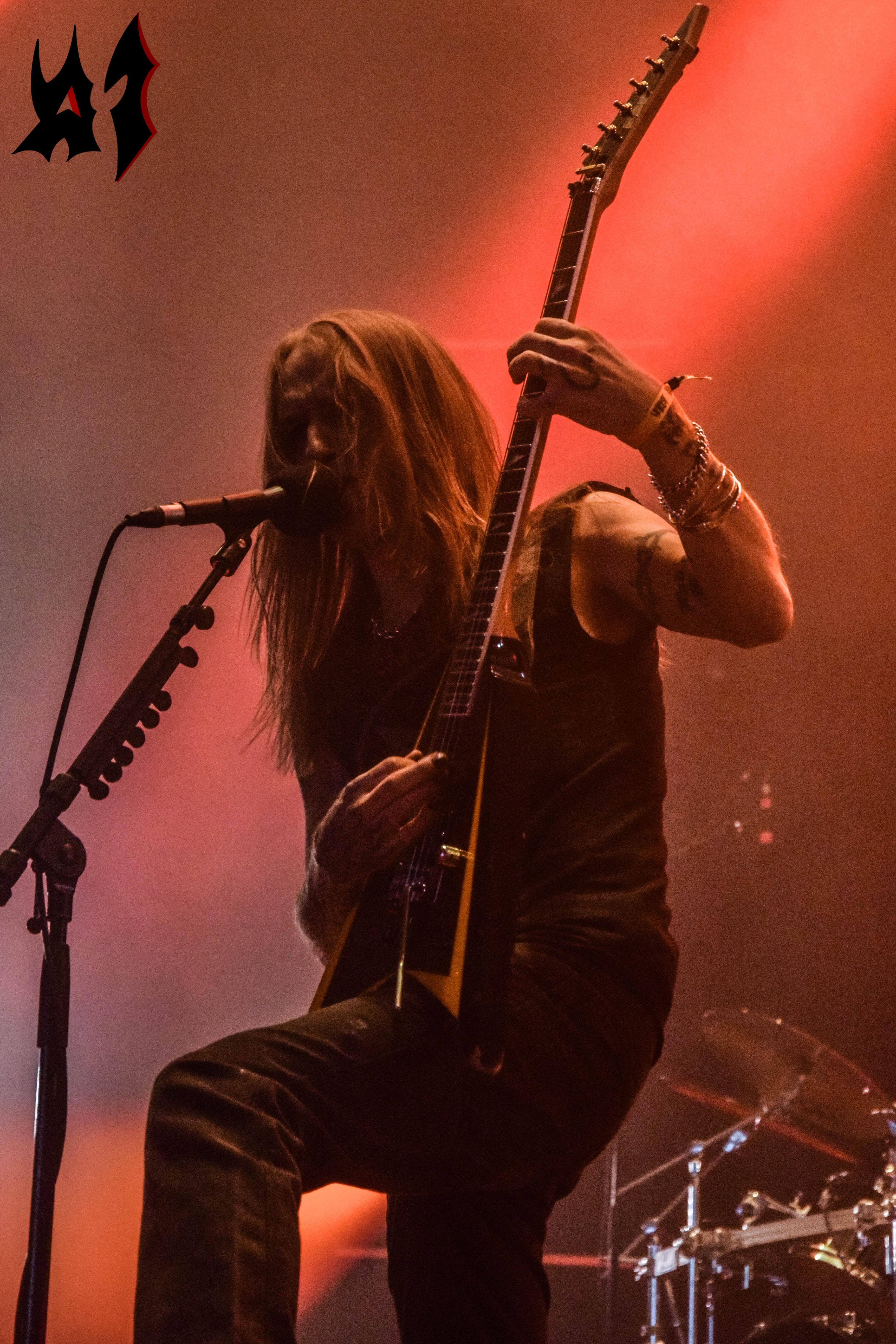 Hellfest - Jour 2 - Children Of Bodom 11