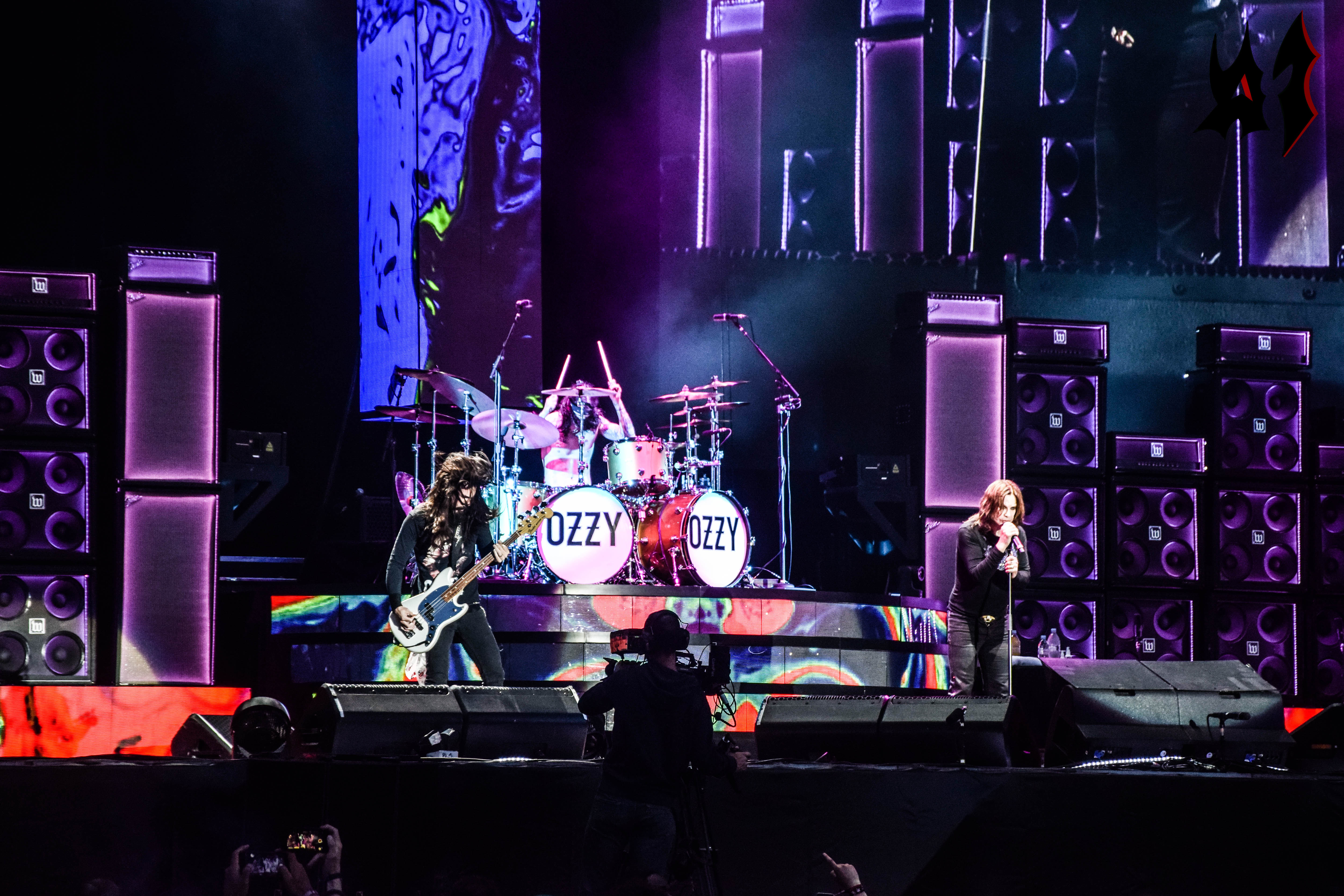 Donwload 2018 – Day 1 - Ozzy Osbourne 5