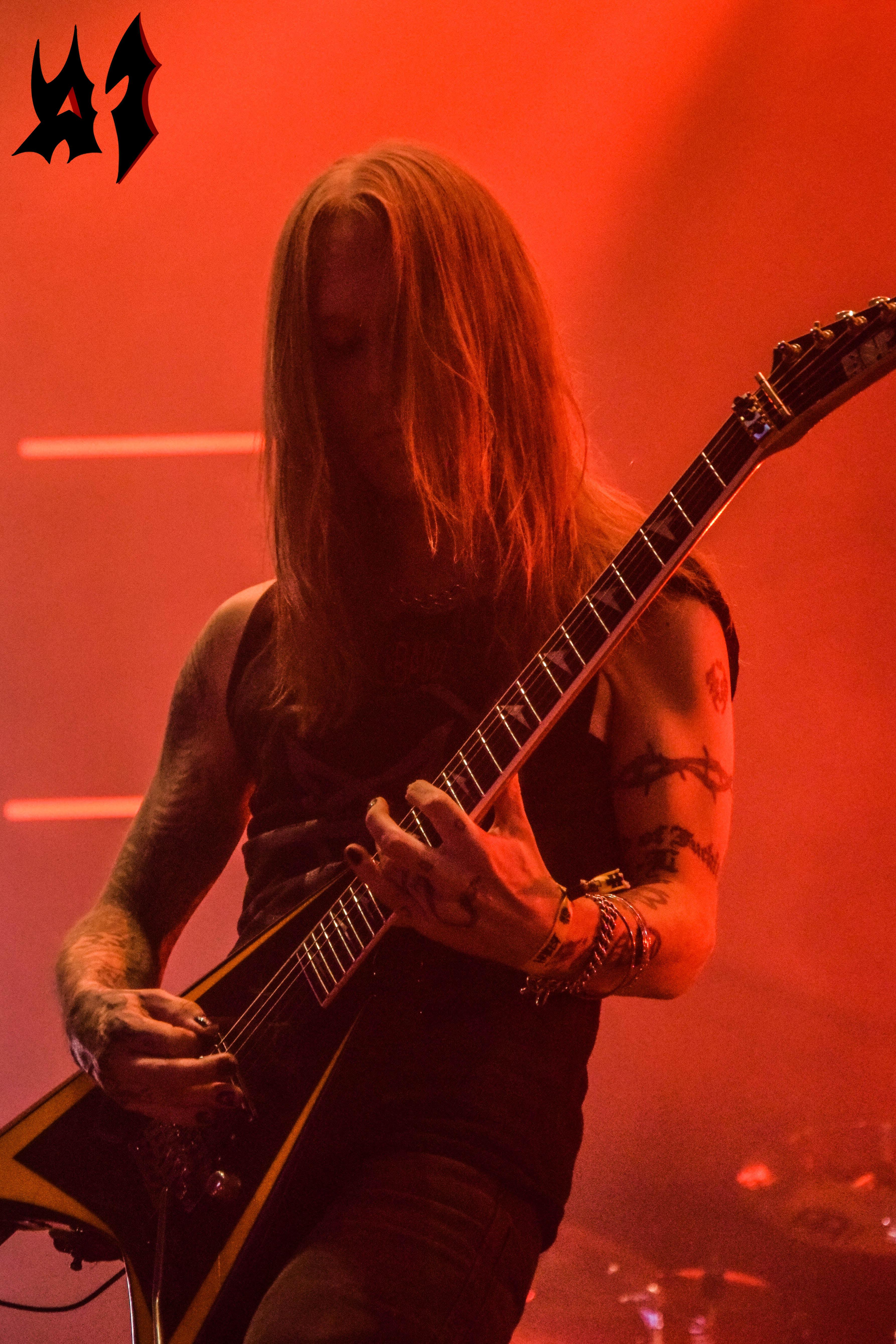 Hellfest - Jour 2 - Children Of Bodom 15