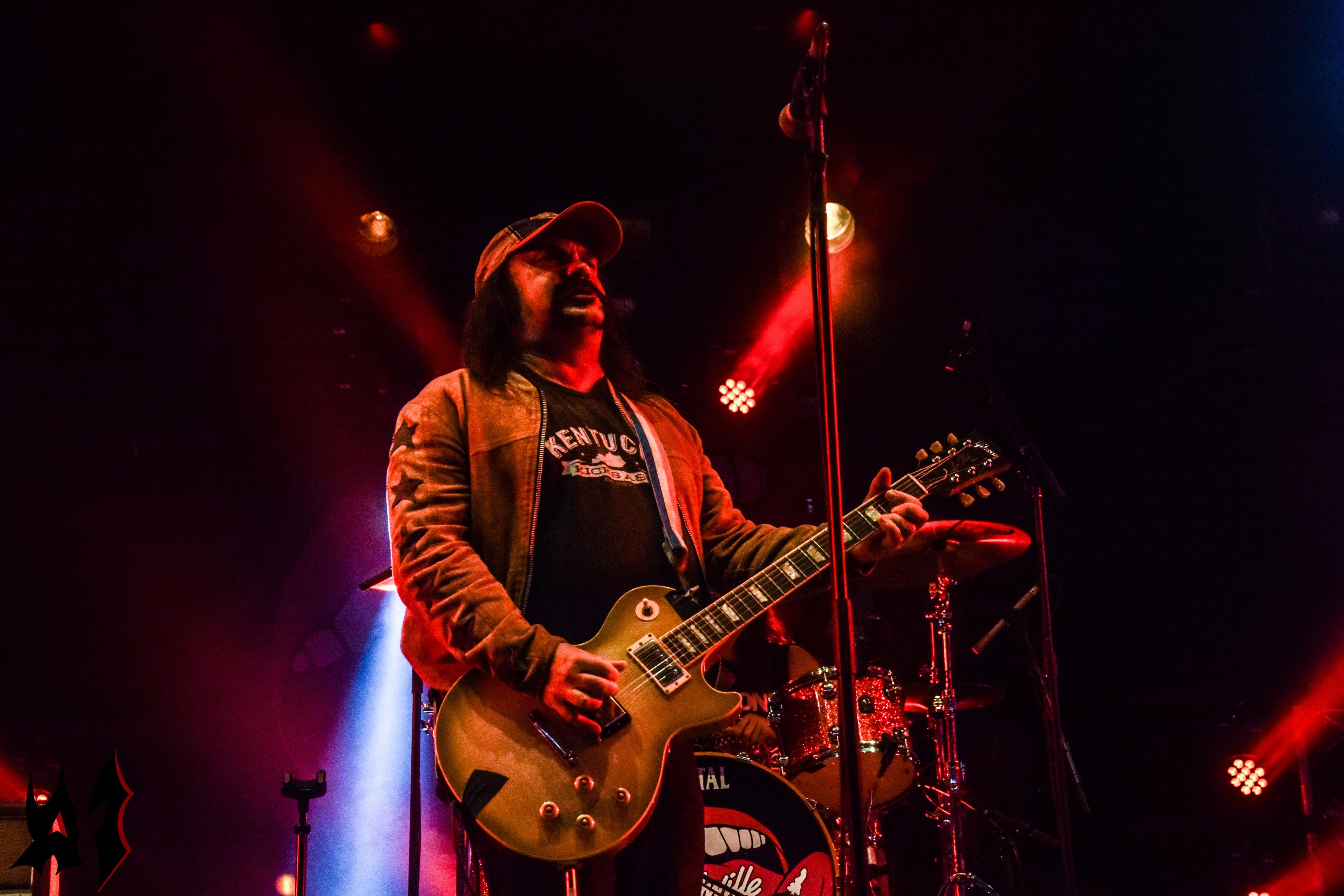 Motocultor 2018 – Day 3 - Nashville Pussy 11