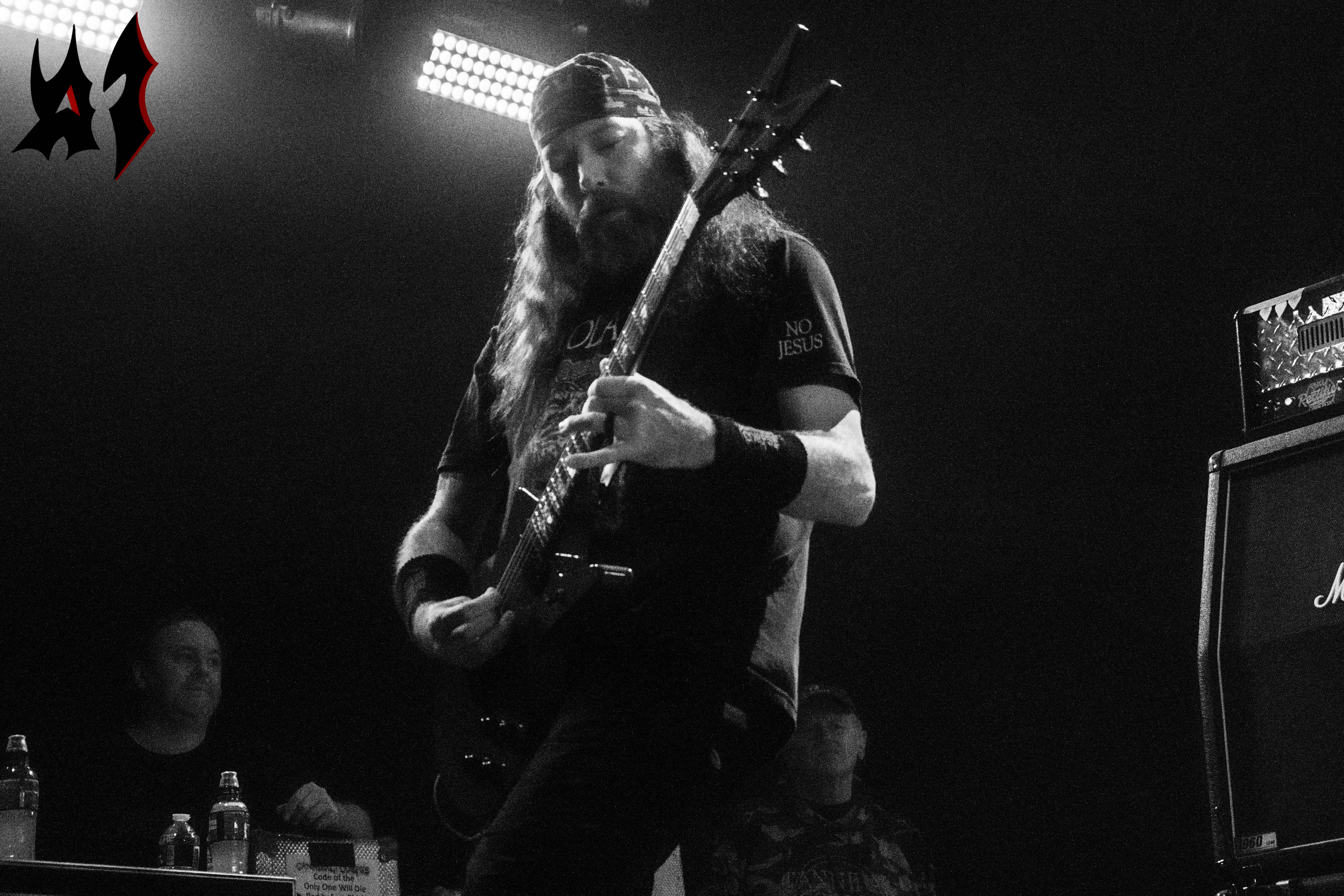 Motocultor 2018 – Day 2 - Cannibal Corpse 18