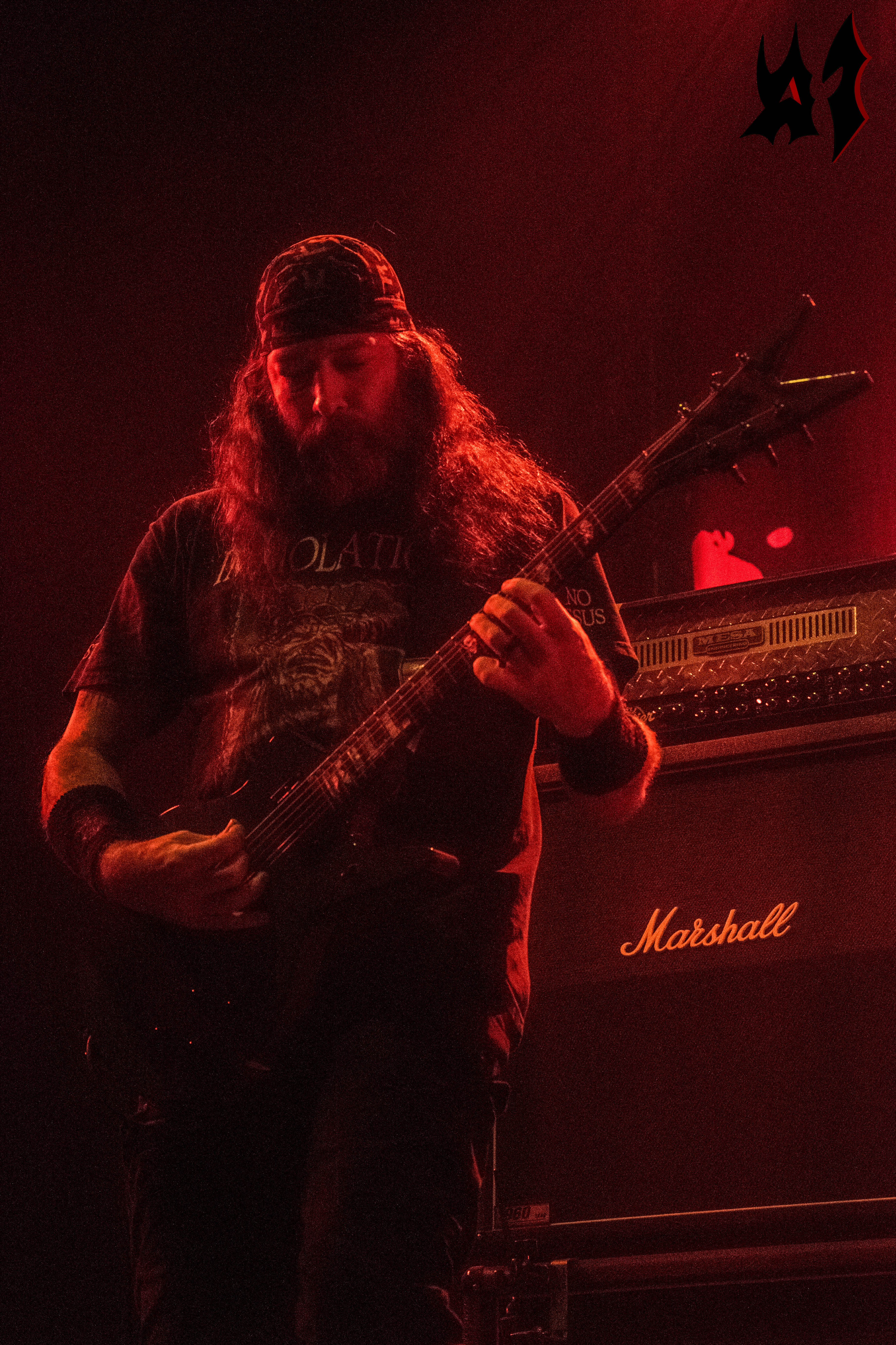 Motocultor 2018 – Day 2 - Cannibal Corpse 19