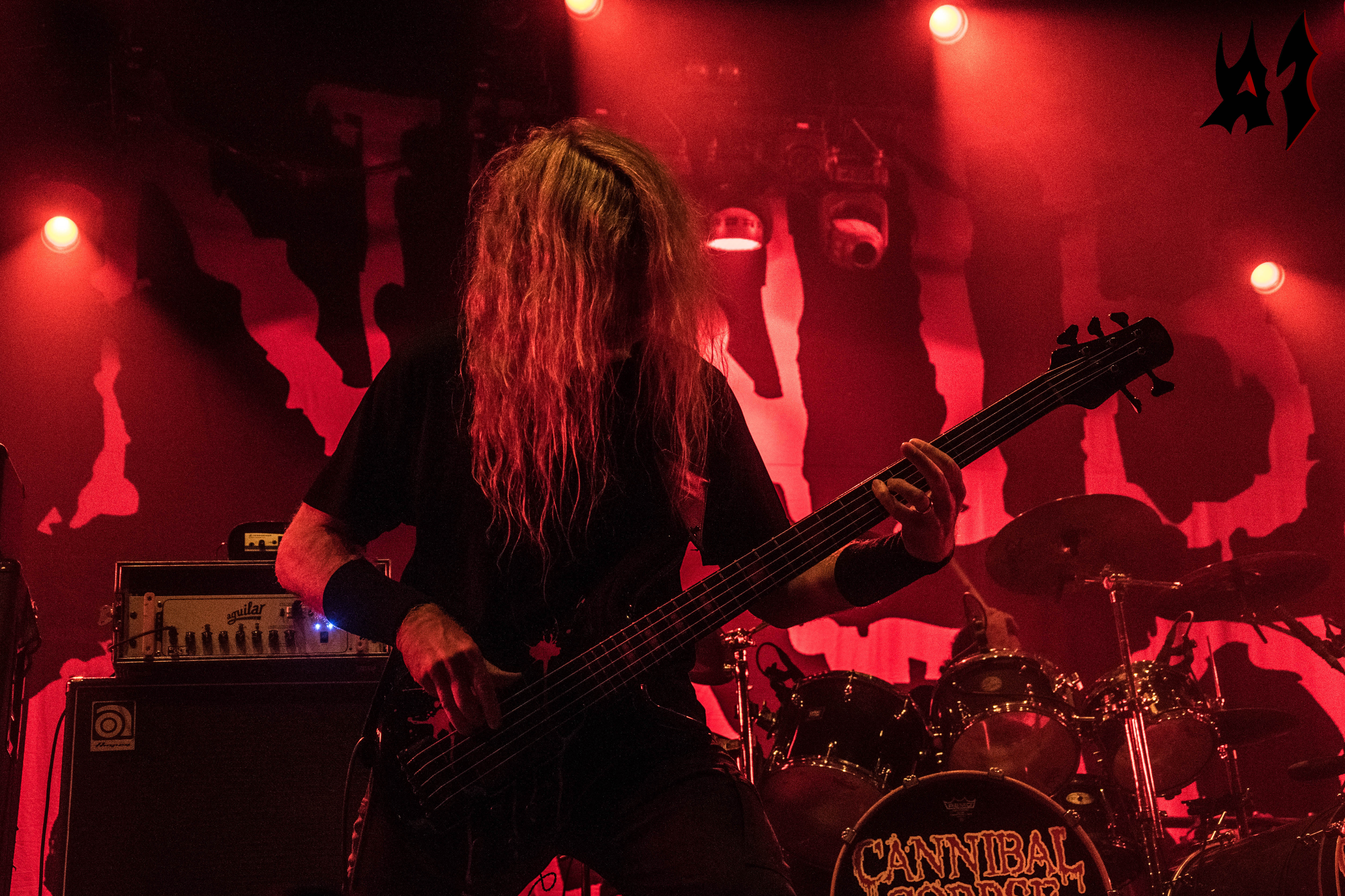 Motocultor 2018 – Day 2 - Cannibal Corpse 21