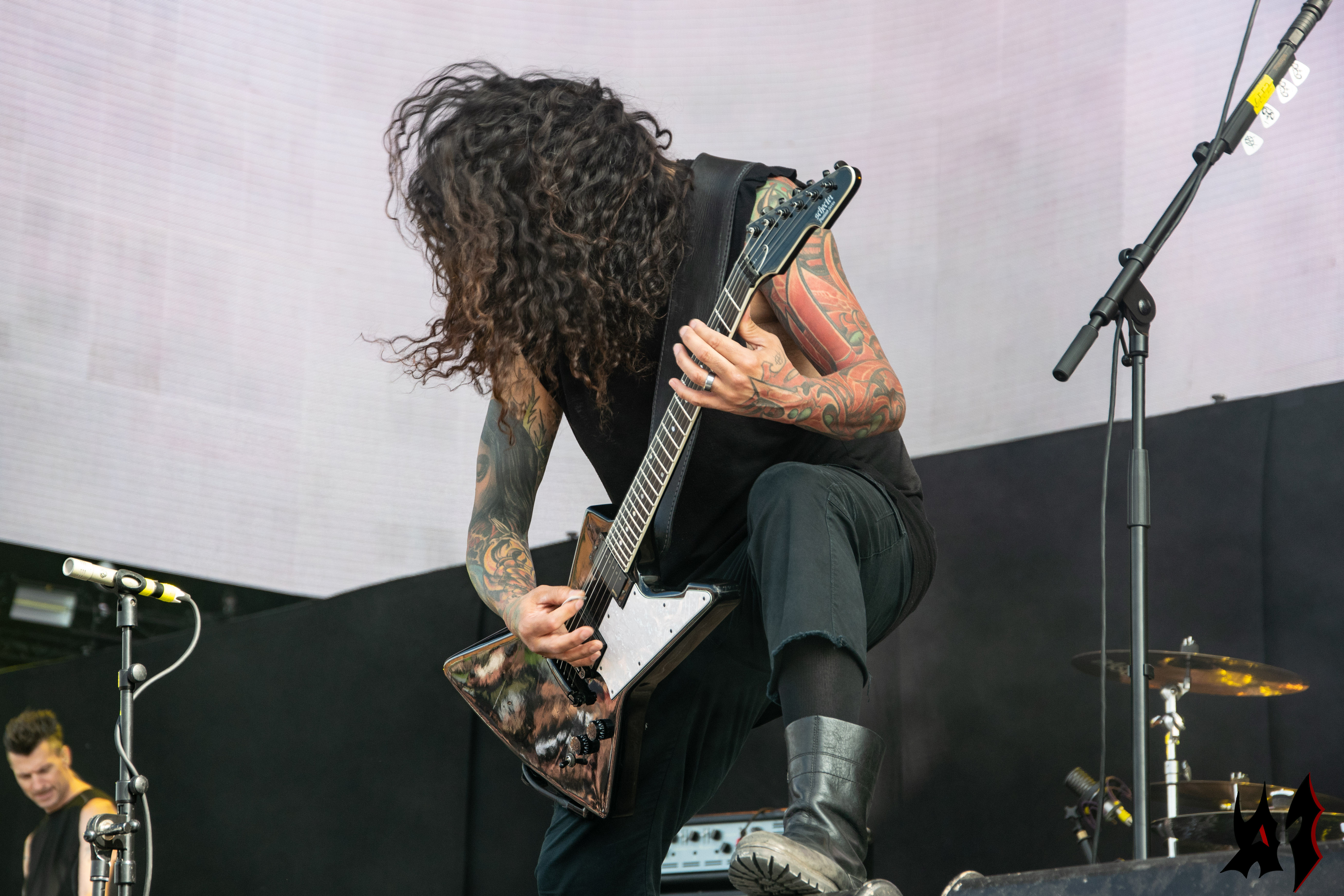Knotfest - Ministry - 1