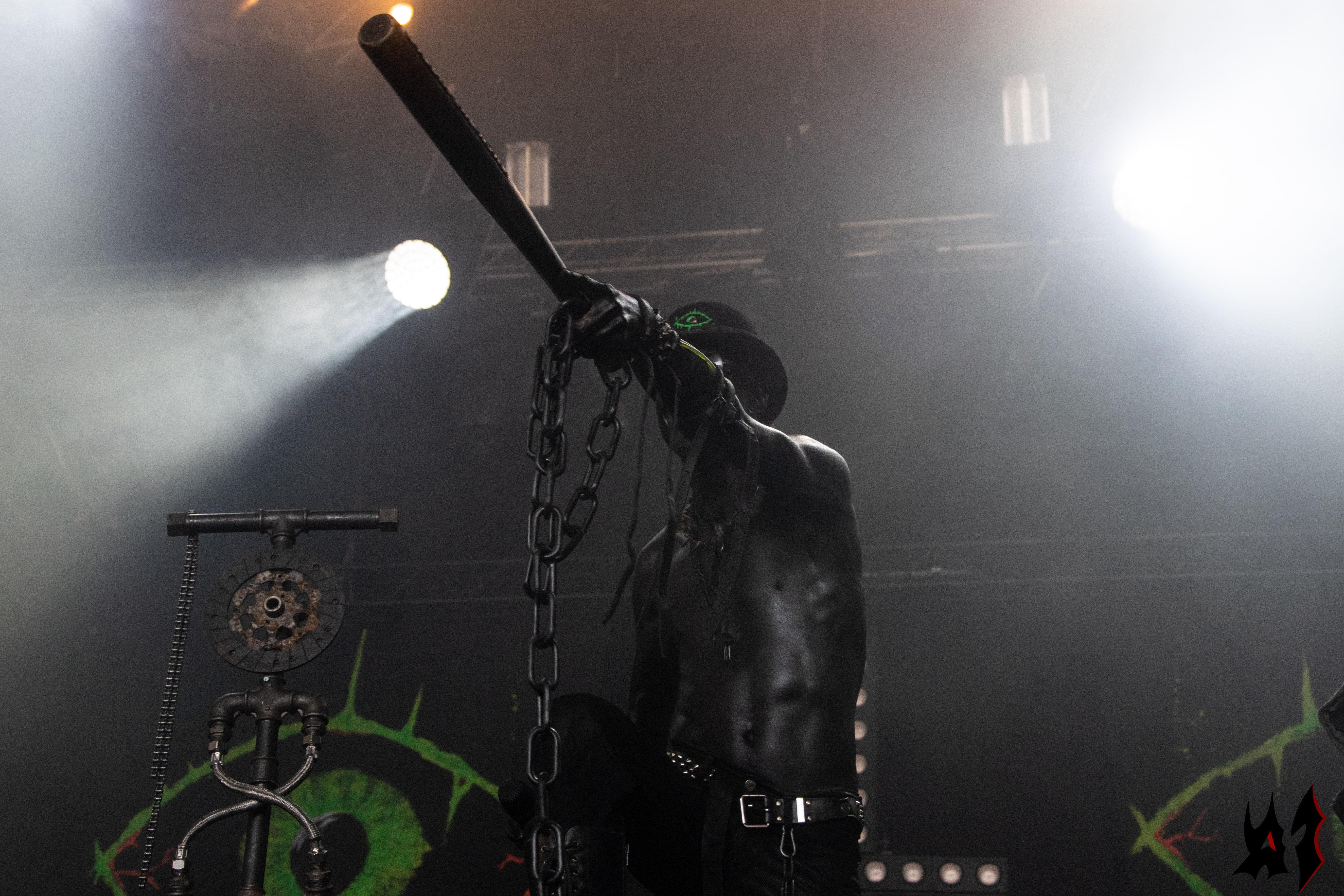 Hellfest - Shaarghot - 2