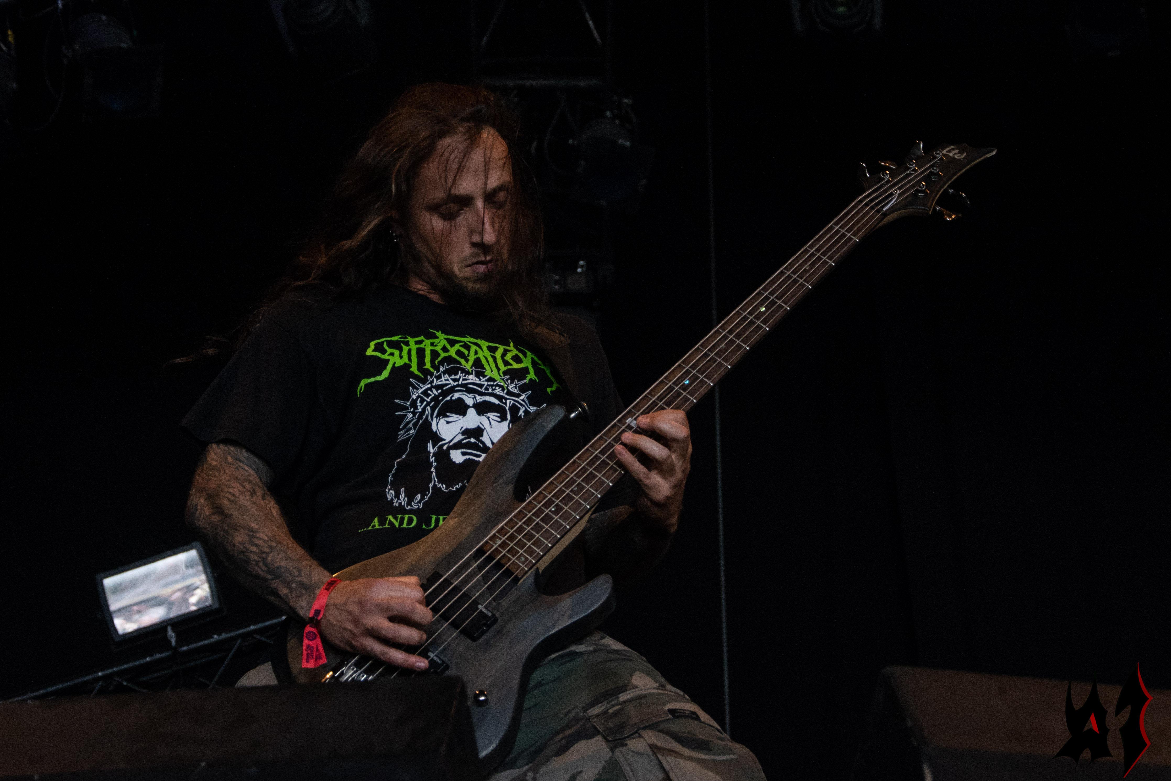 Hellfest - Psycroptic - 1