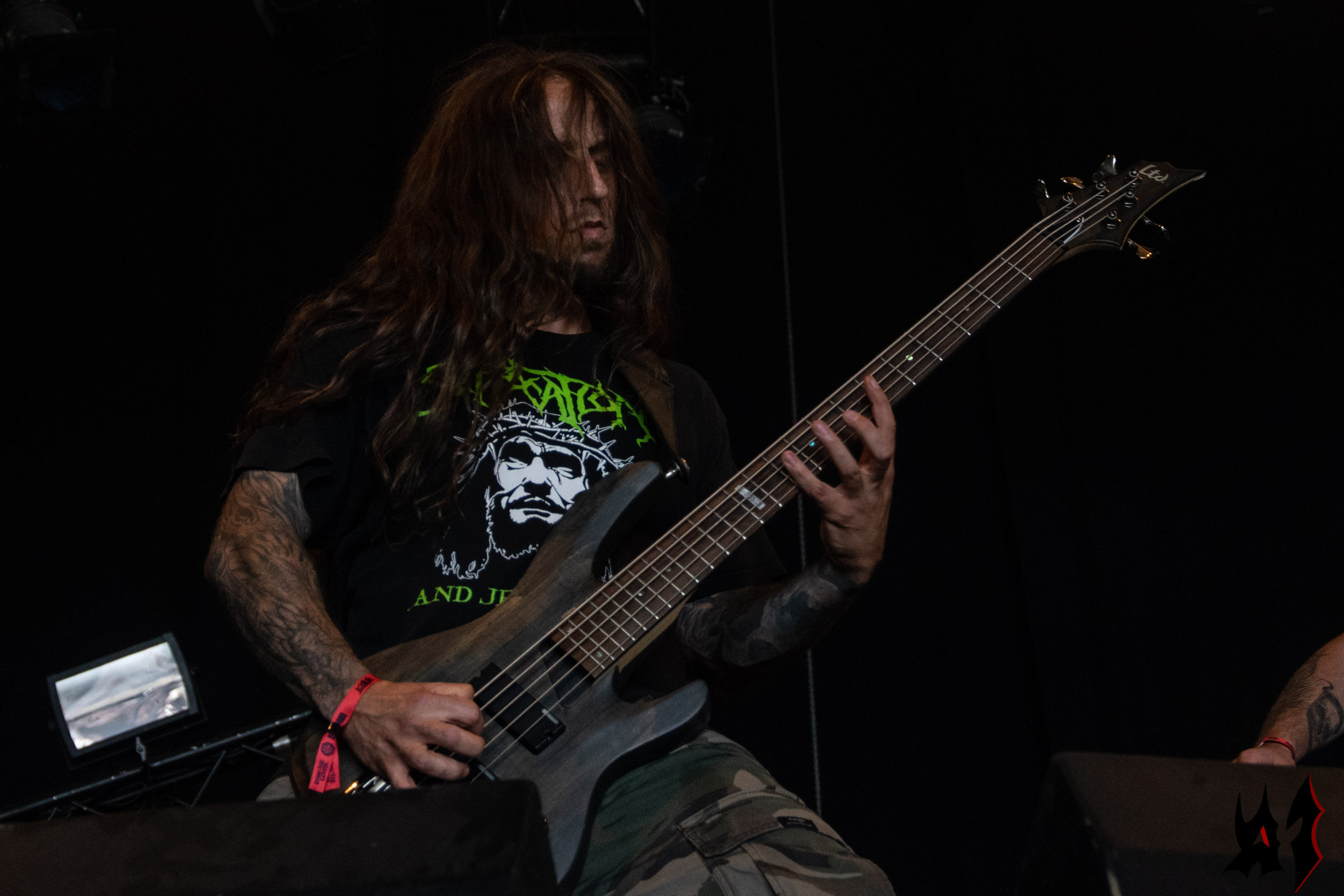 Hellfest - Psycroptic - 2