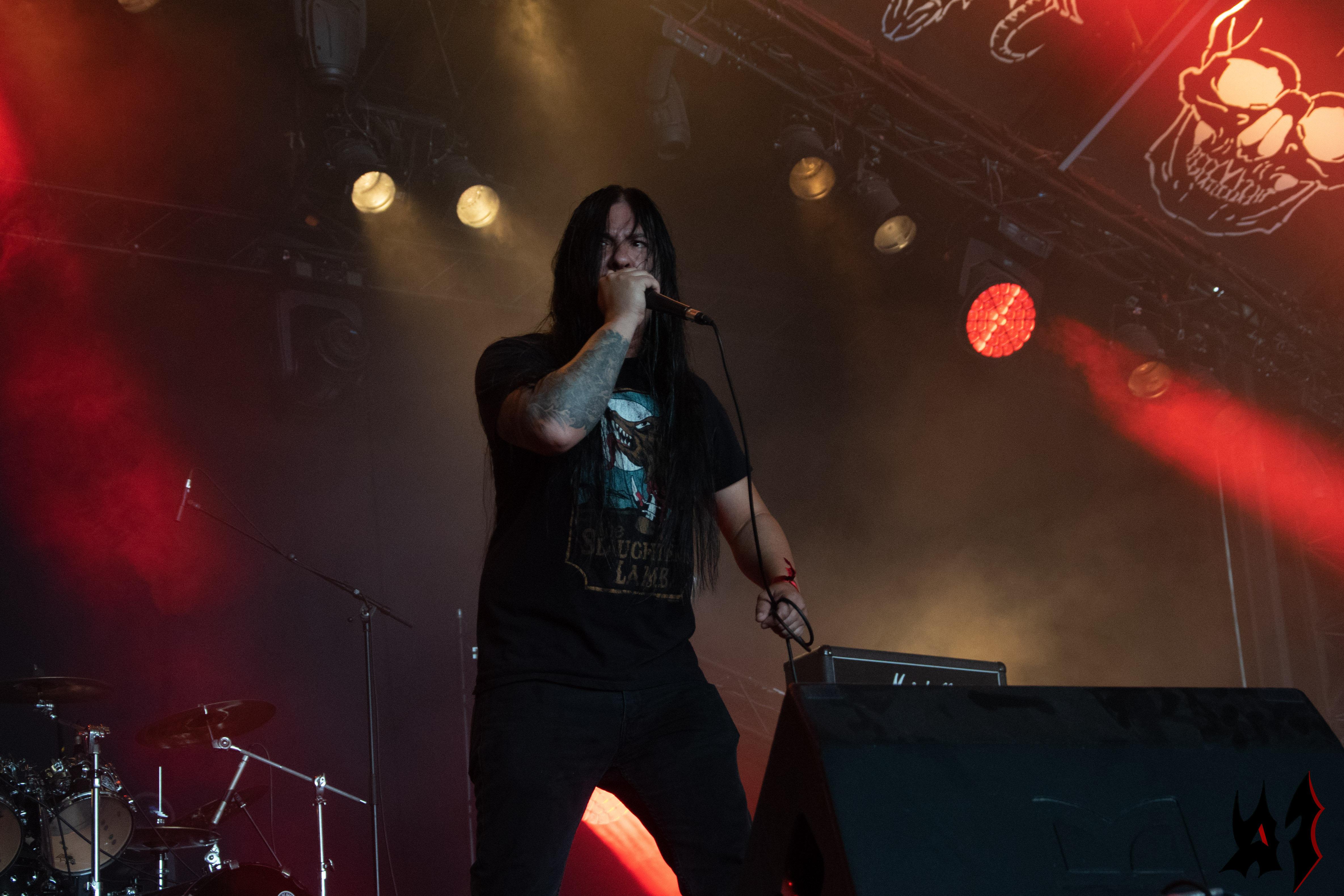 Hellfest - Devourment - 5