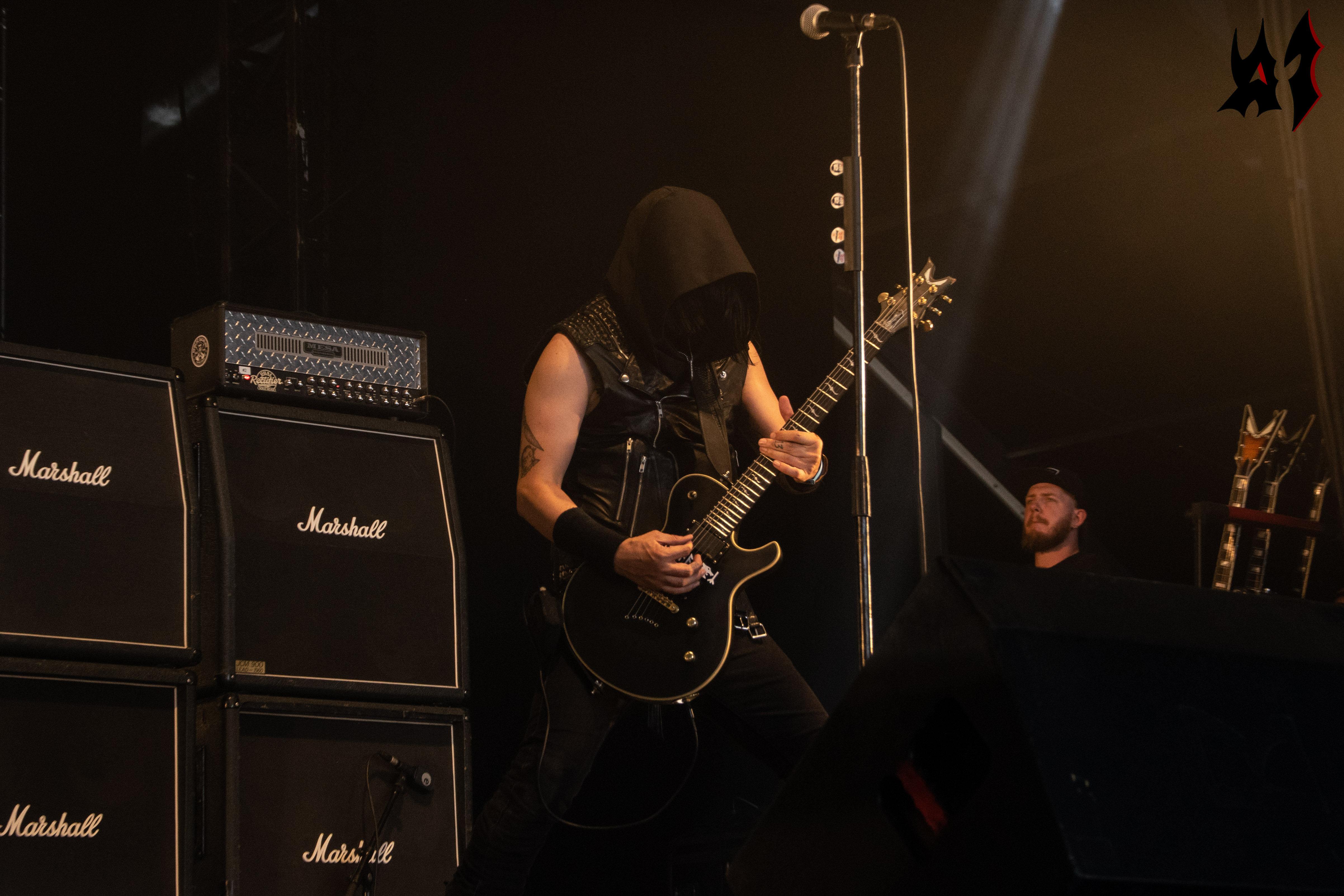 Hellfest - Combichrist - 7