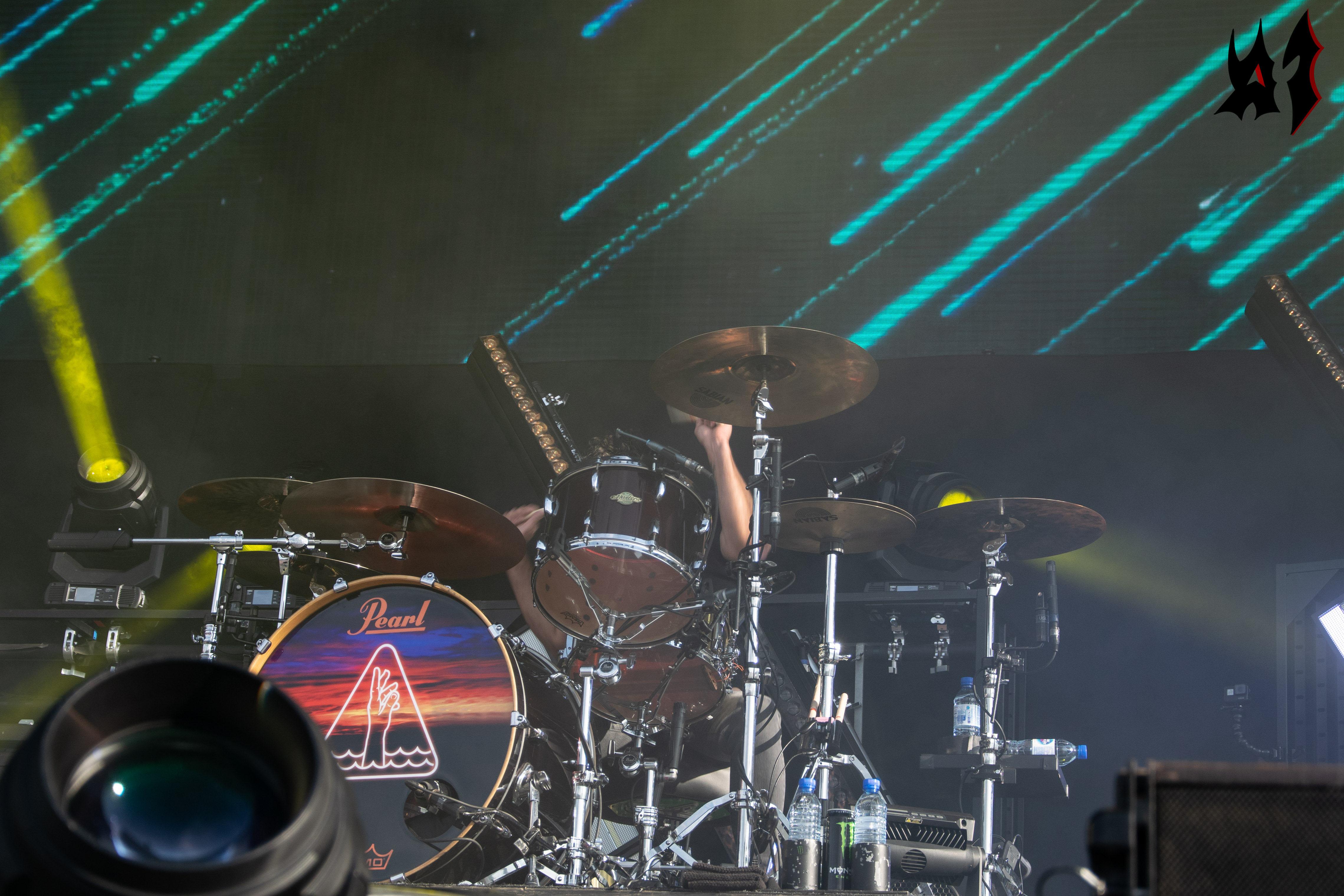 Knotfest - Papa Roach - 6