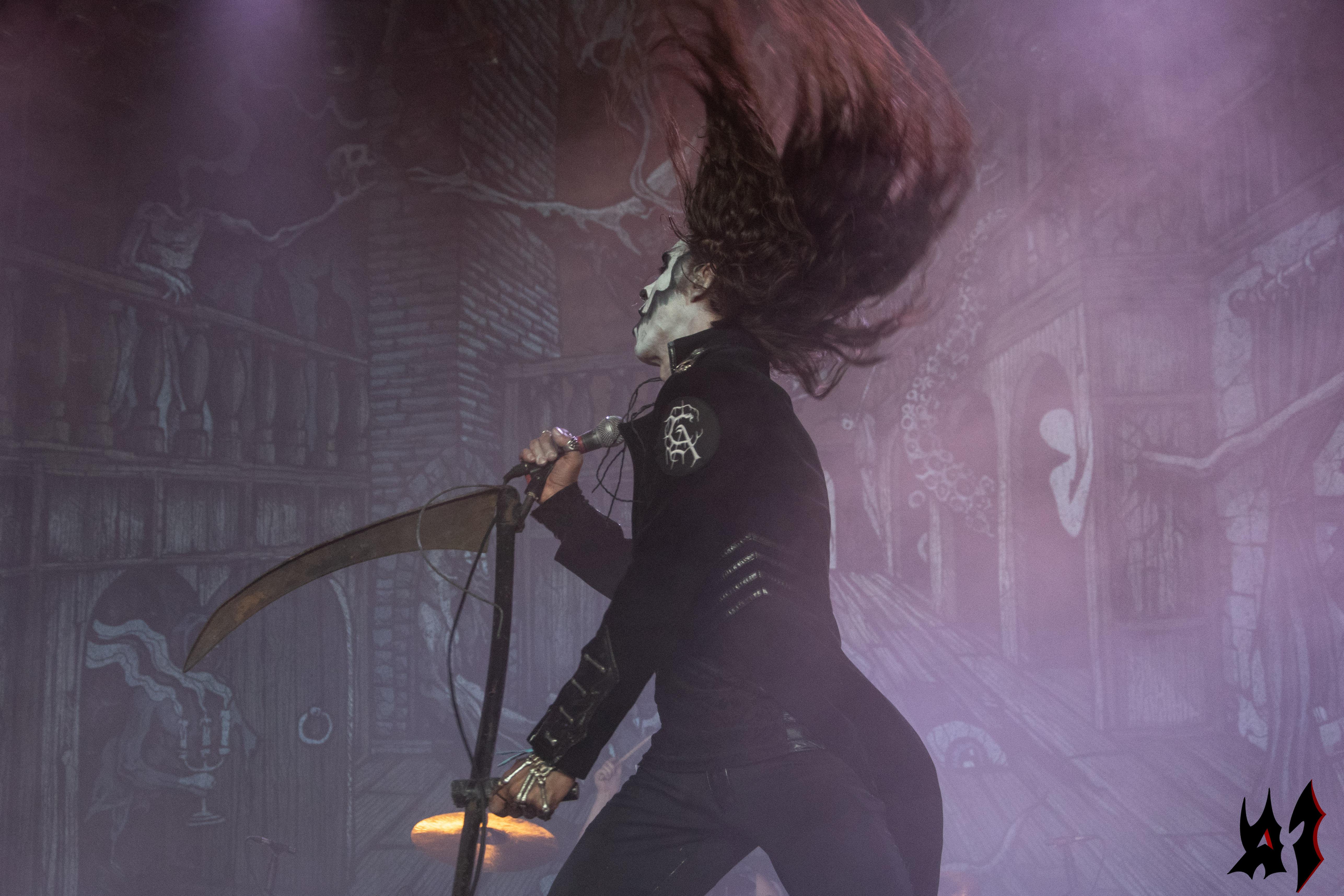 Hellfest - Carach Angren - 6