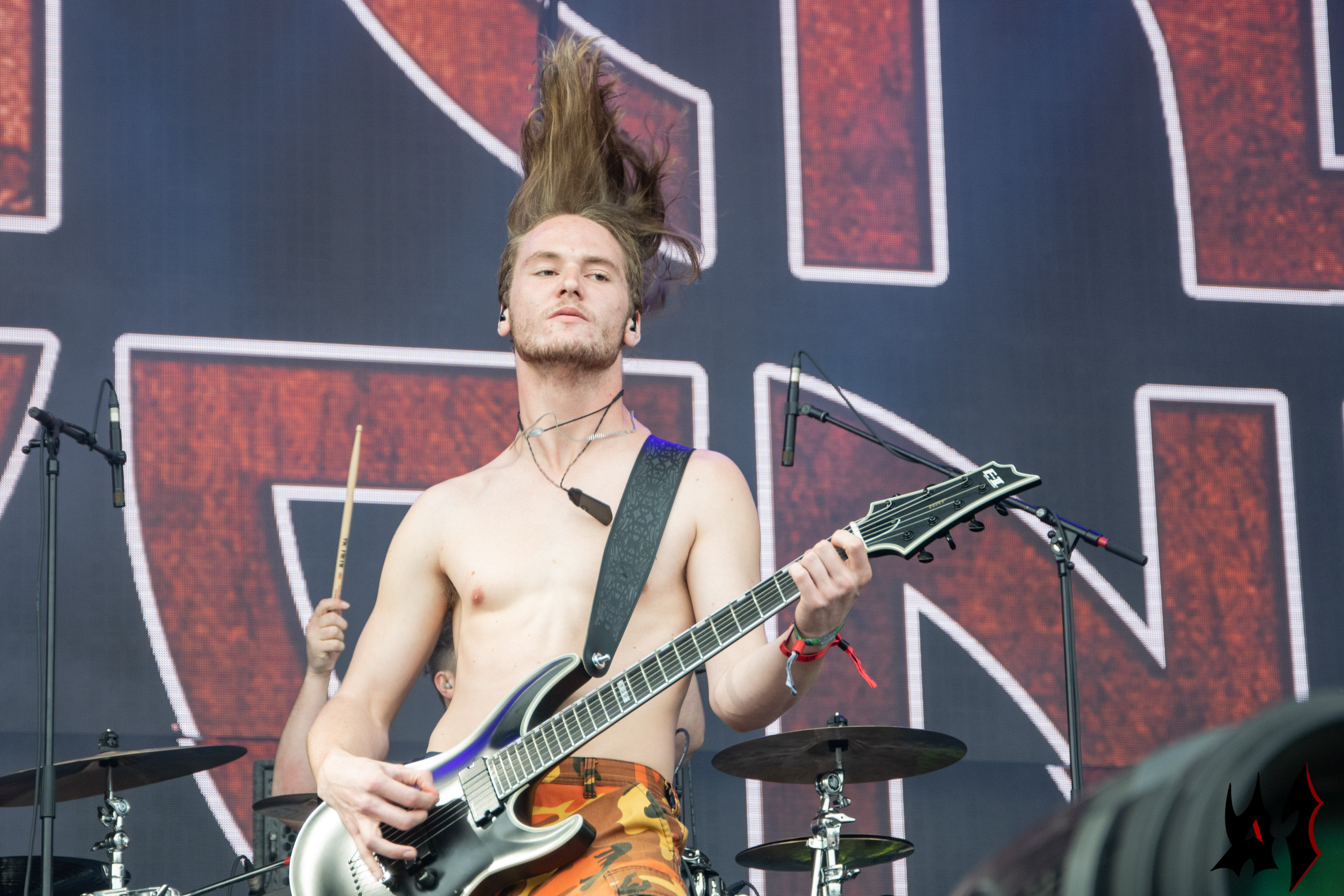 Hellfest - Alien Weaponry - 7