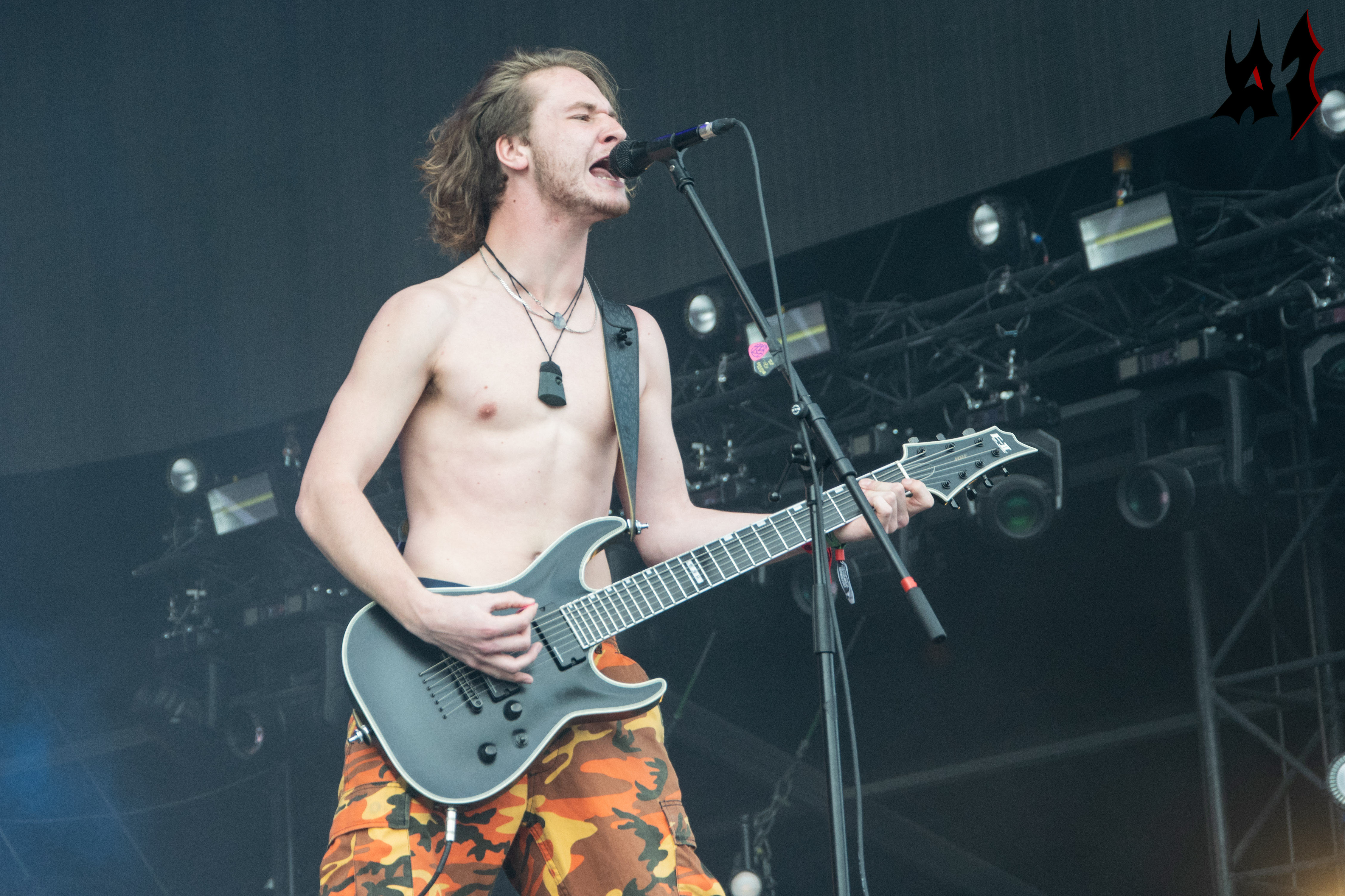 Hellfest - Alien Weaponry - 13