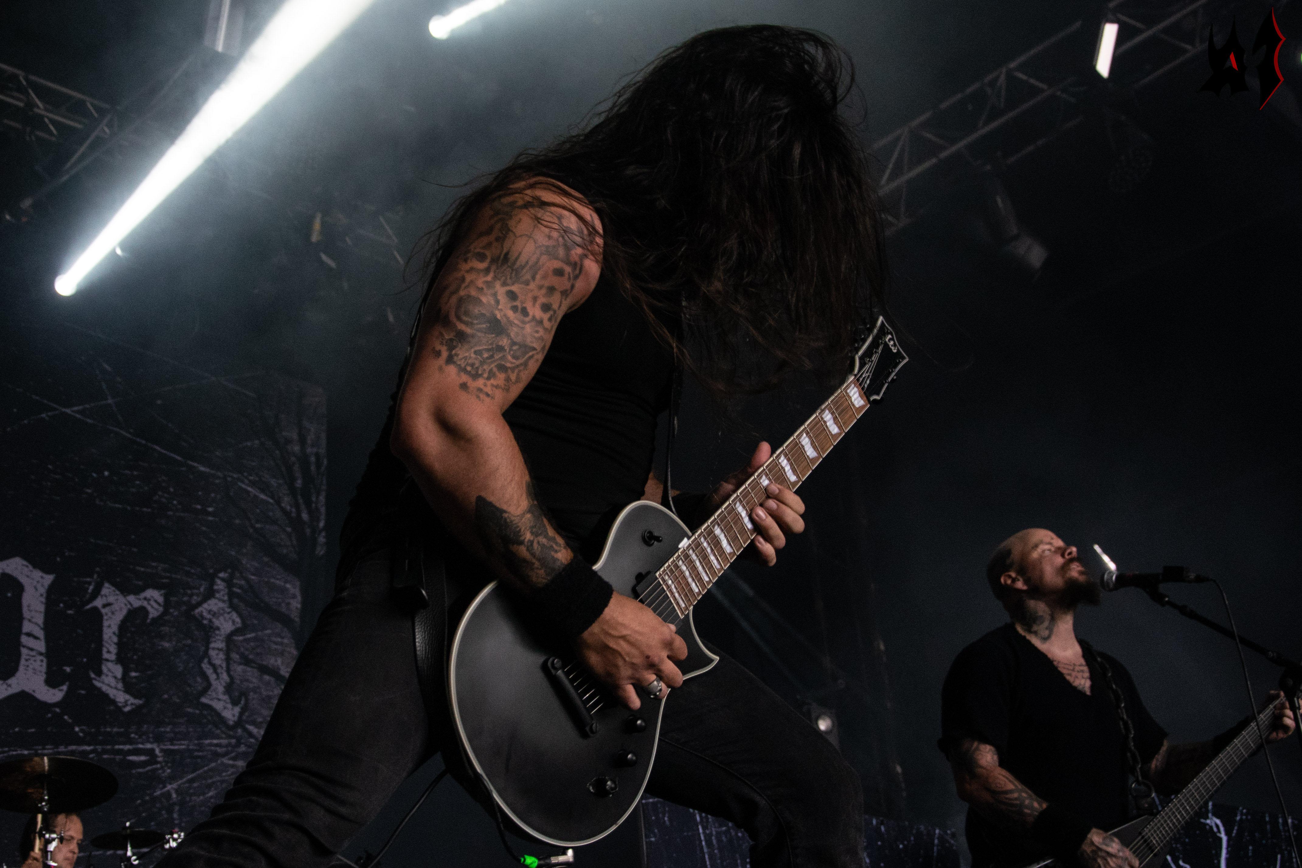 Hellfest - Wolfheart - 8