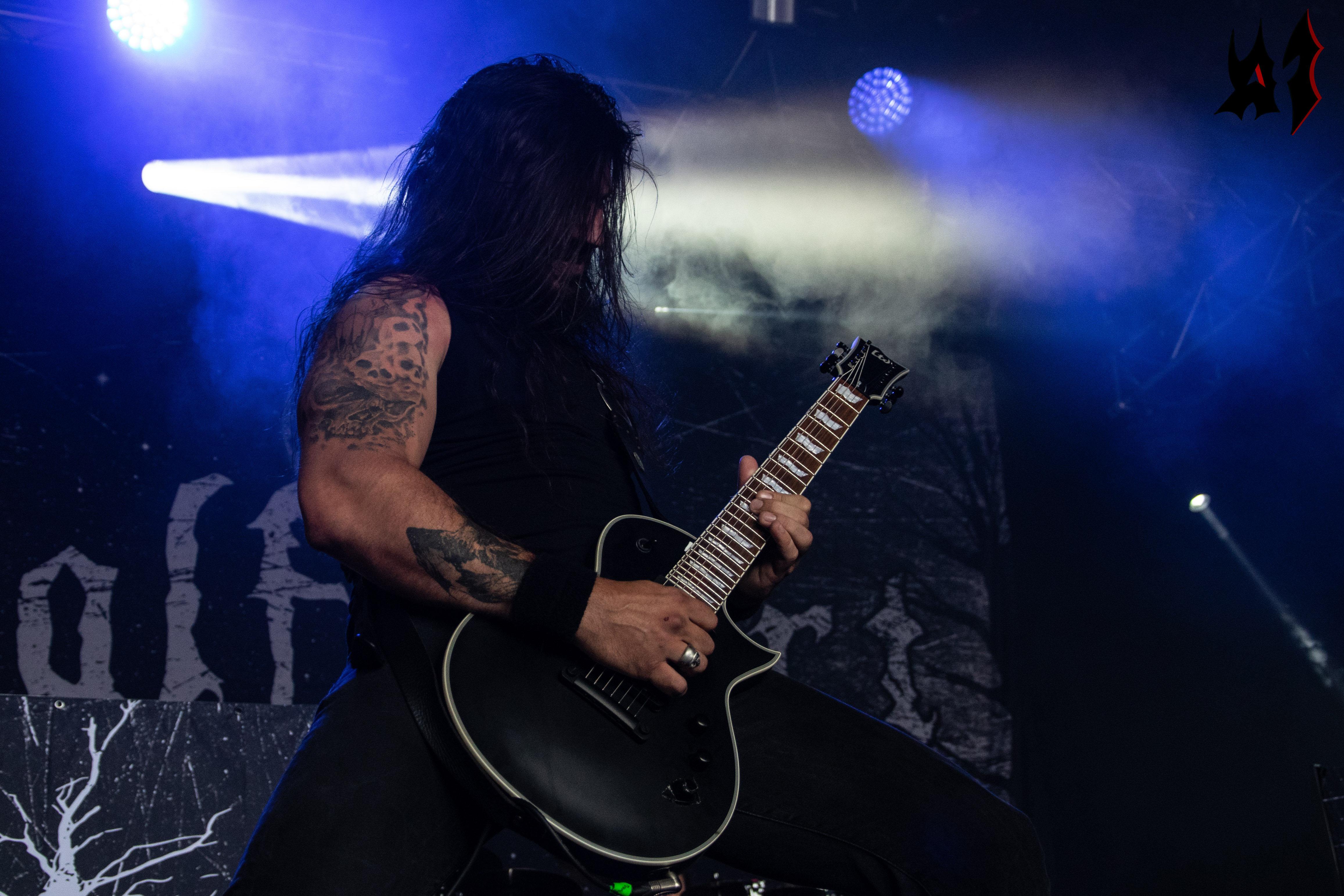 Hellfest - Wolfheart - 9